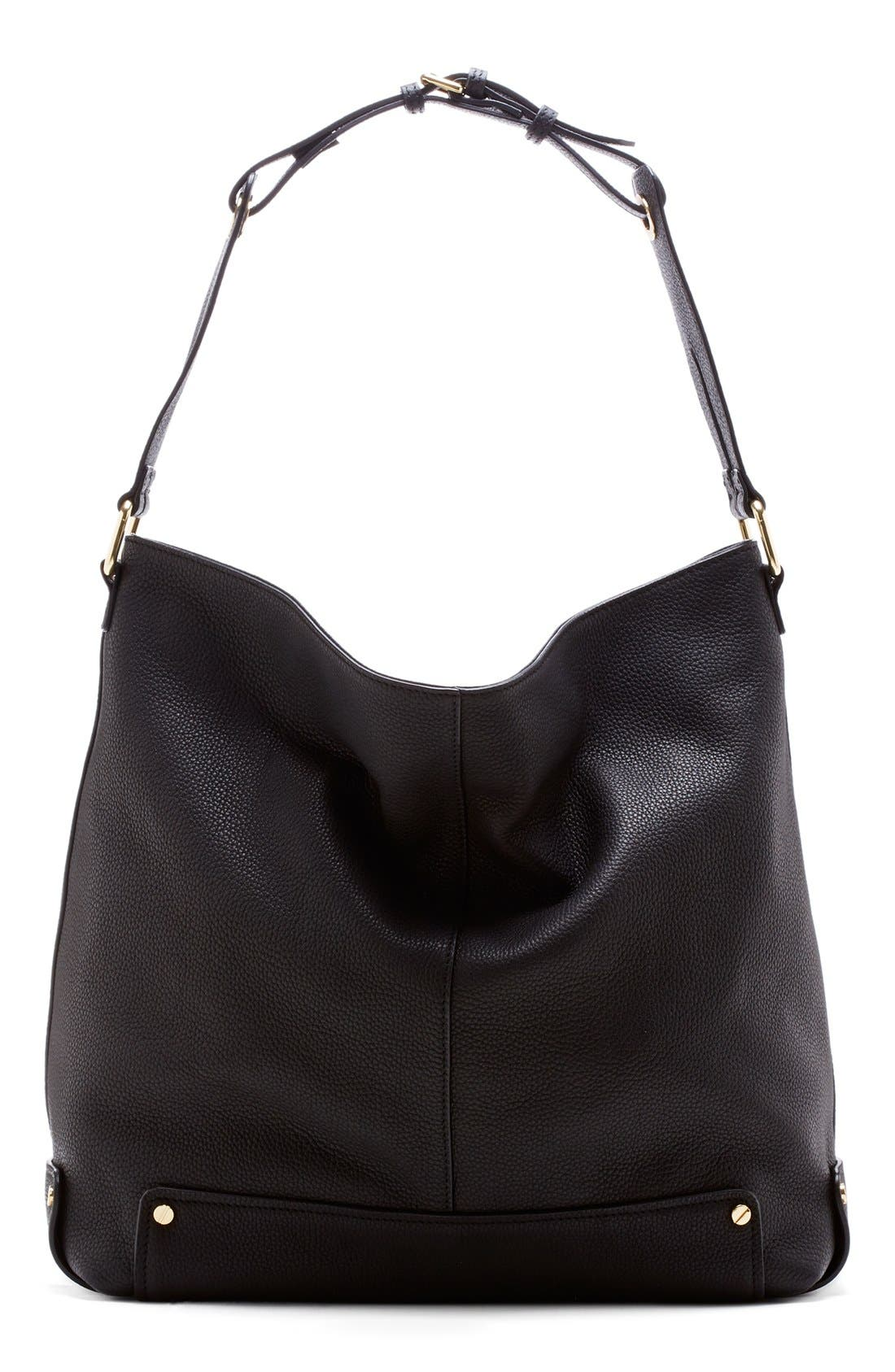 Alternate Image 1 Selected - Vince Camuto 'Jill' Leather Hobo