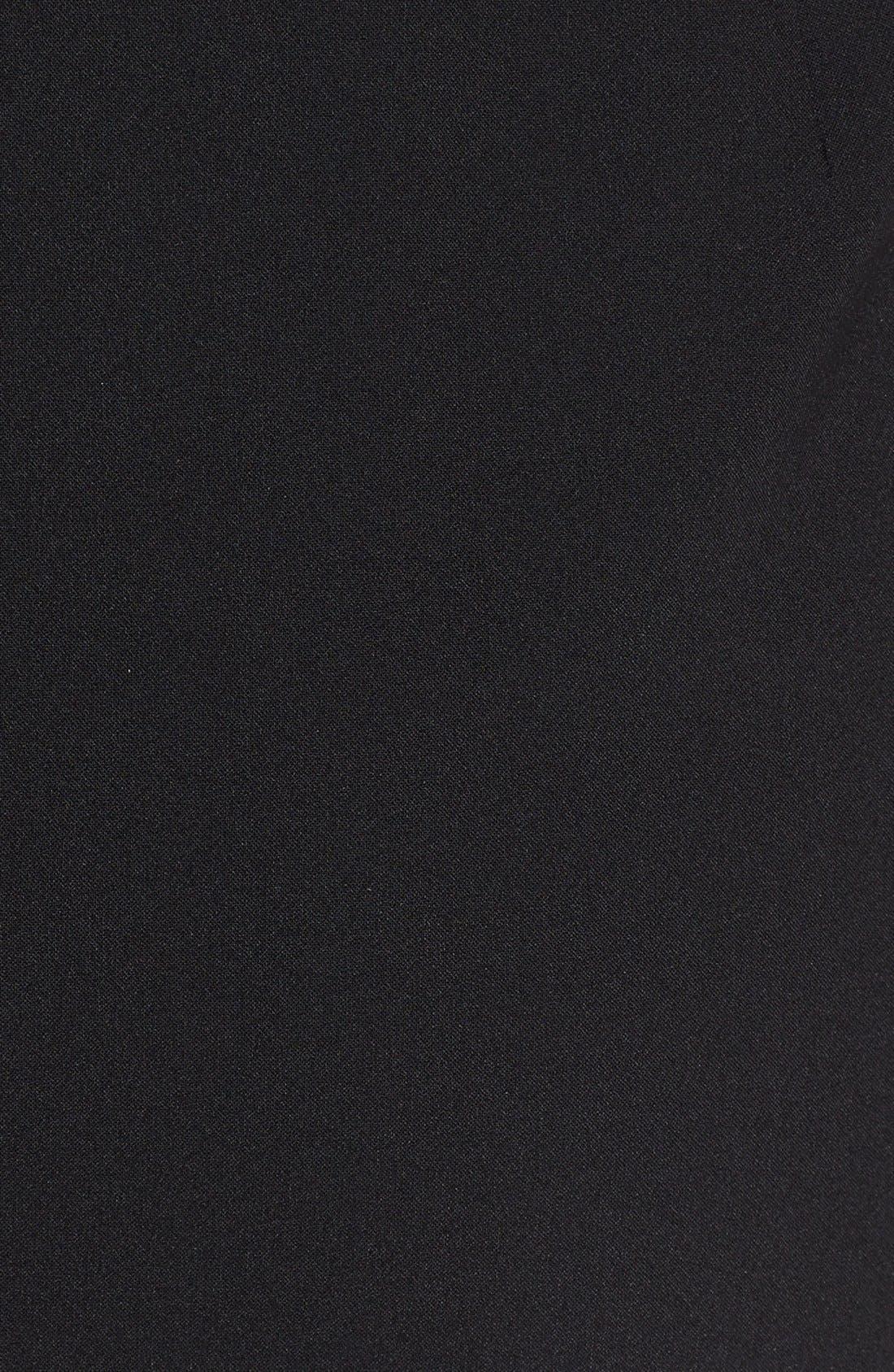 Alternate Image 3  - Classiques Entier® 'Jolie' Diagonal Seam Stretch Skirt