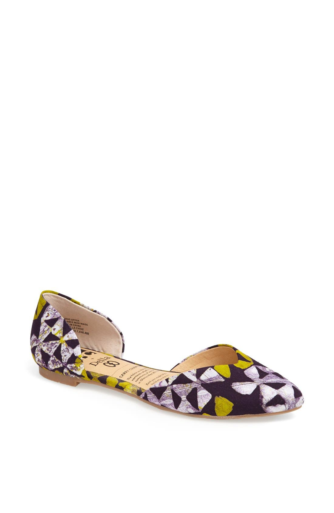 Alternate Image 1 Selected - BC Footwear 'Up All Night' d'Orsay Flat