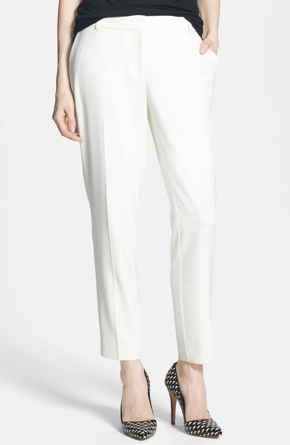 Main Image - Trouvé Slim Ankle Pants