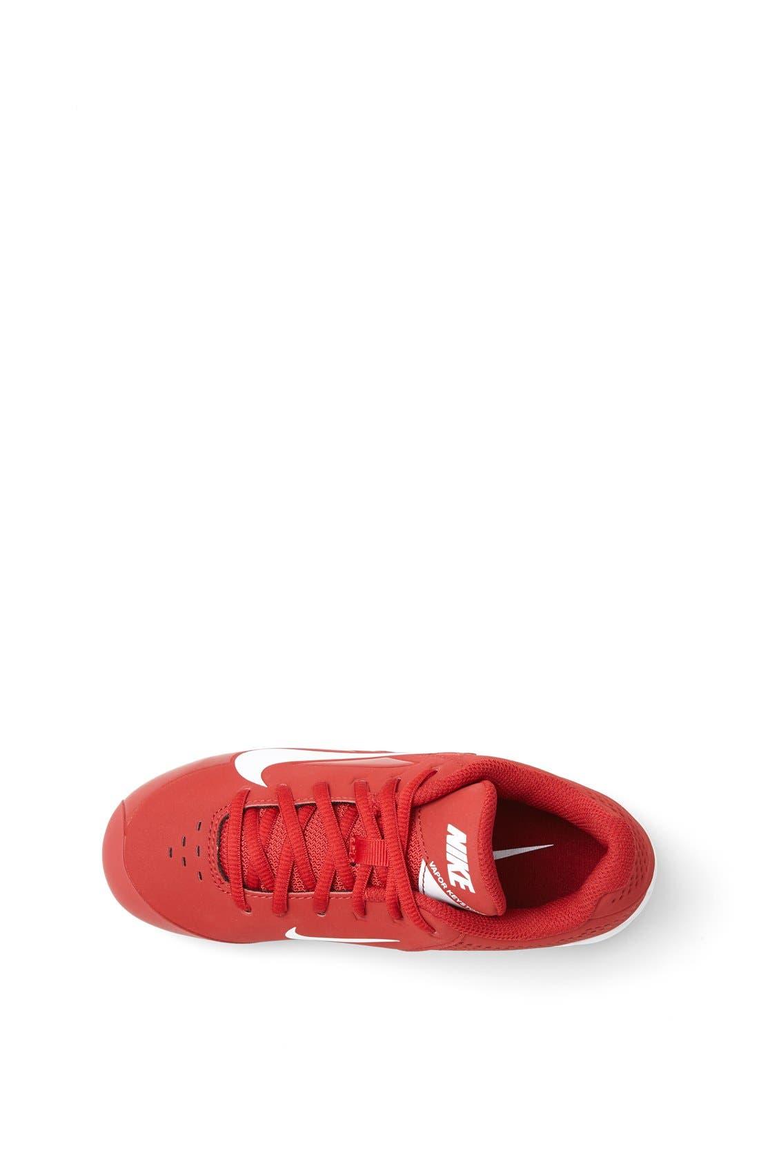 Alternate Image 3  - Nike 'Vapor Keystone Low' Baseball Cleat  (Little Kid & Big Kid)