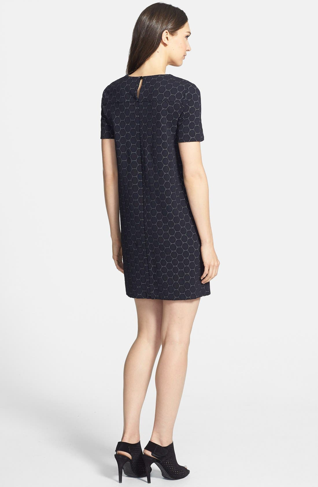 Alternate Image 2  - MARC BY MARC JACOBS 'Leyna Dotty' Ponte A-Line Dress