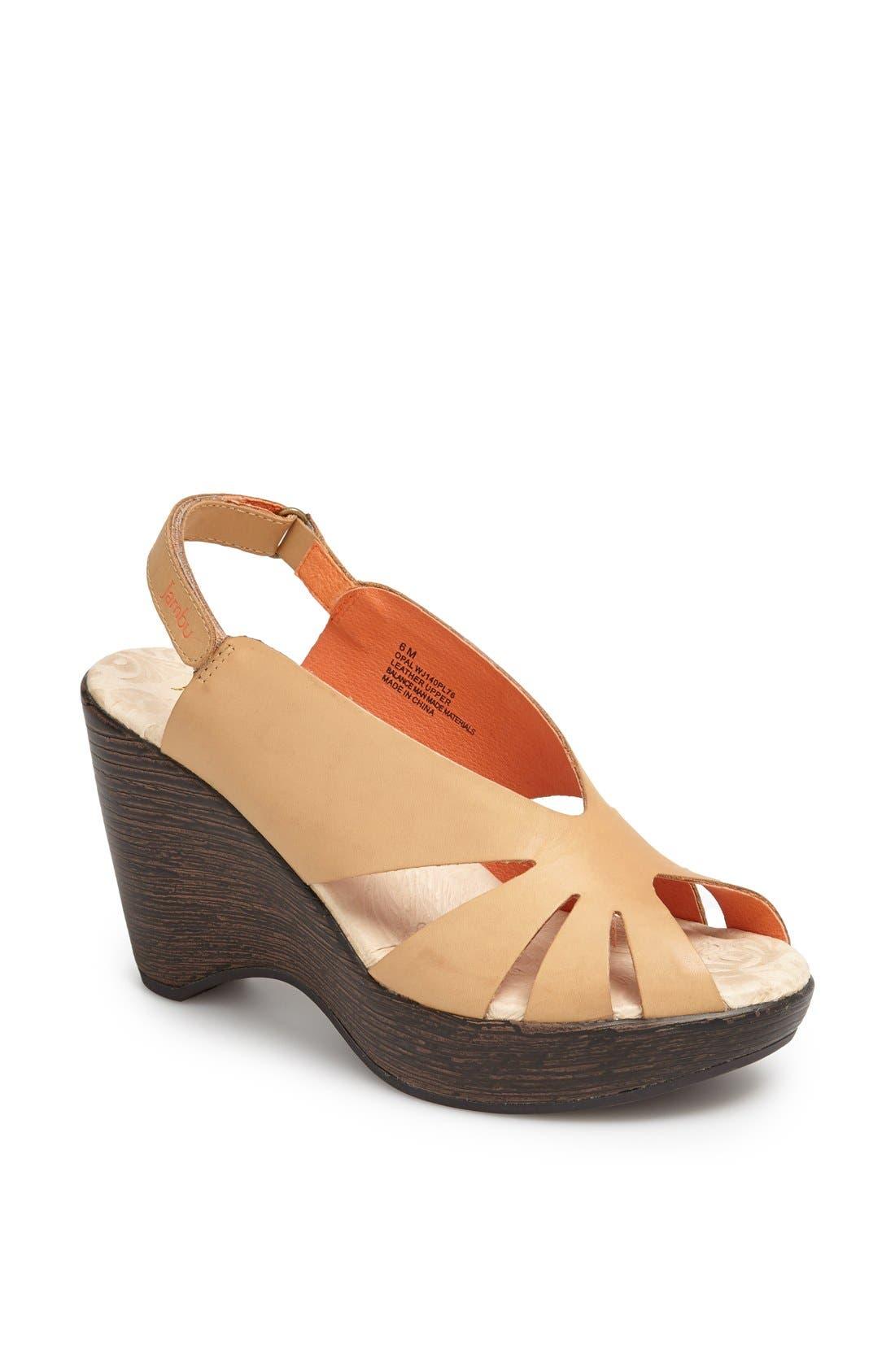 Jambu 'Opal' Sandal