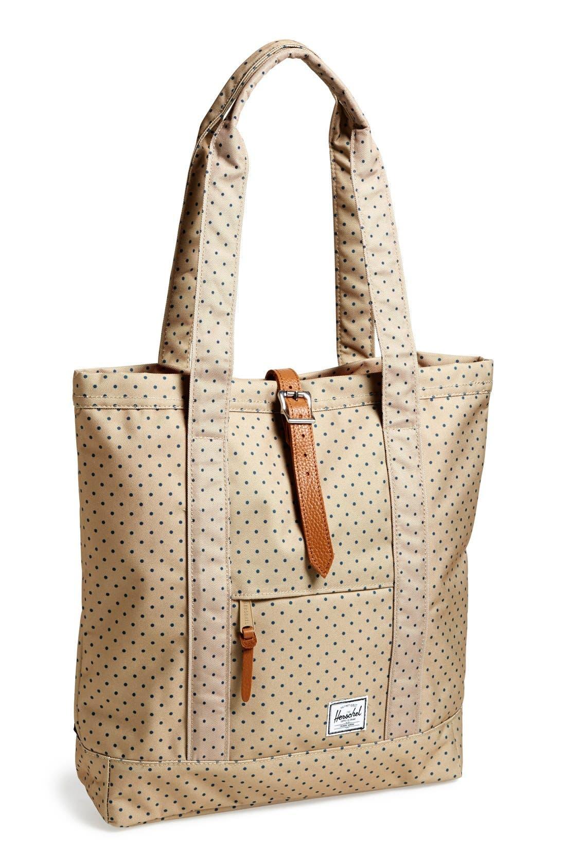 Alternate Image 1 Selected - Herschel Supply Co. 'Market' Tote Bag