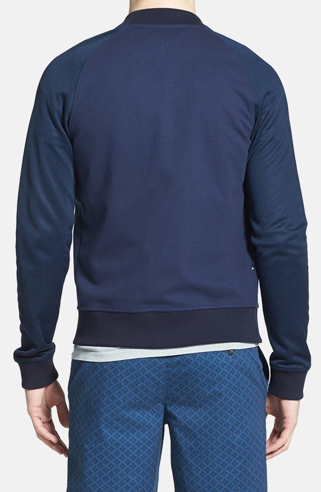 Alternate Image 2  - Lacoste L!VE Zip Track Jacket