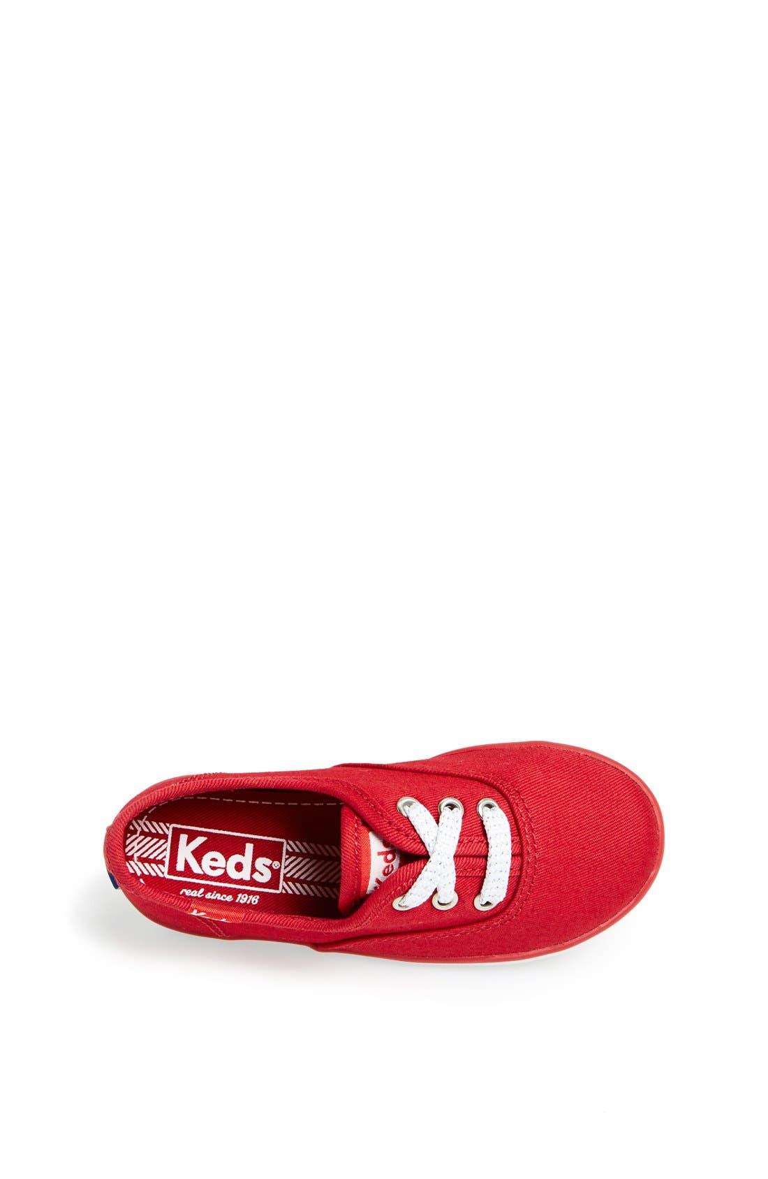 Alternate Image 3  - Keds® 'Champion K' Sneaker (Walker & Toddler)