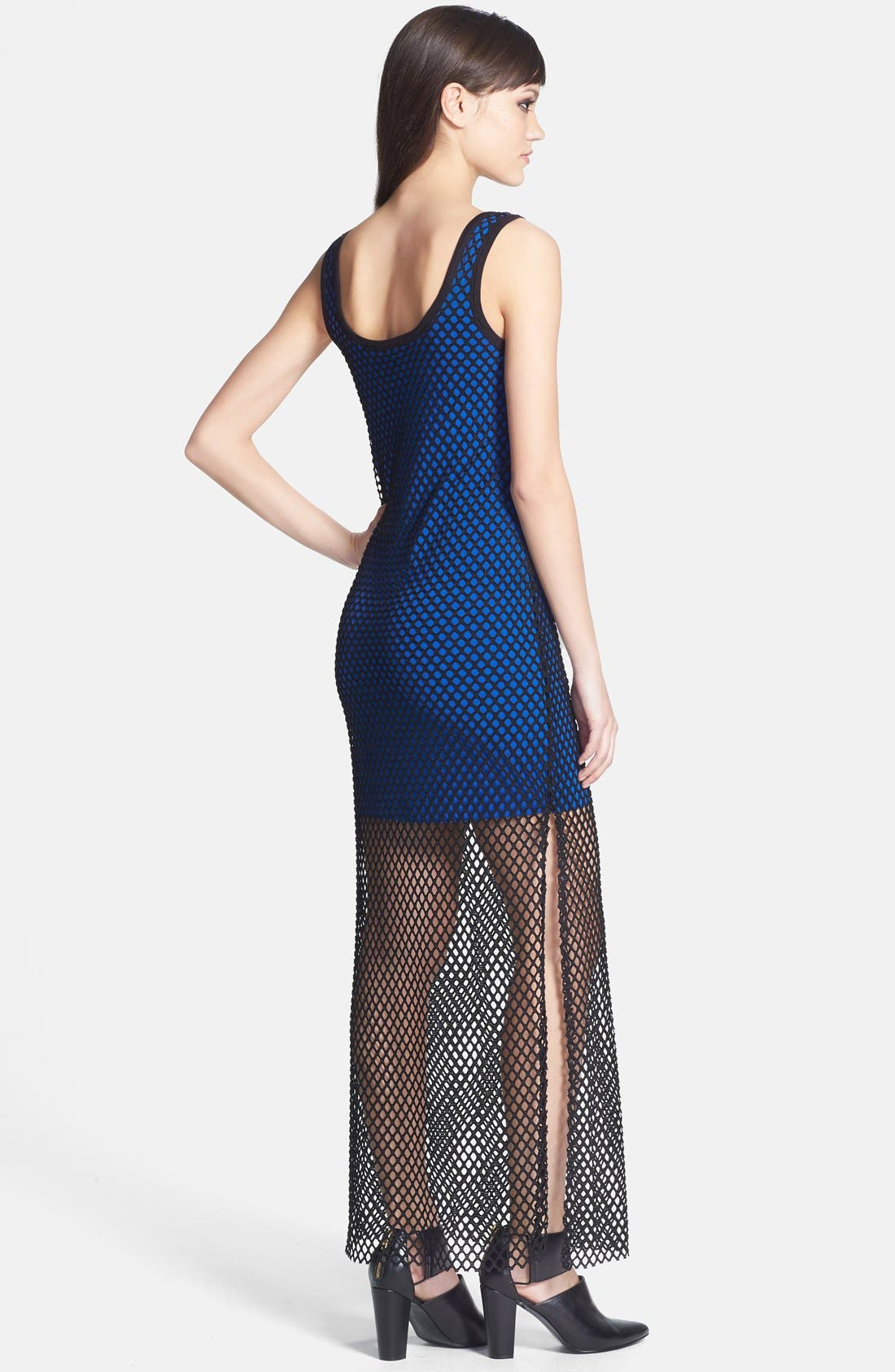 Alternate Image 2  - Bailey 44 'Afro Pop' Mesh Overlay Maxi Dress