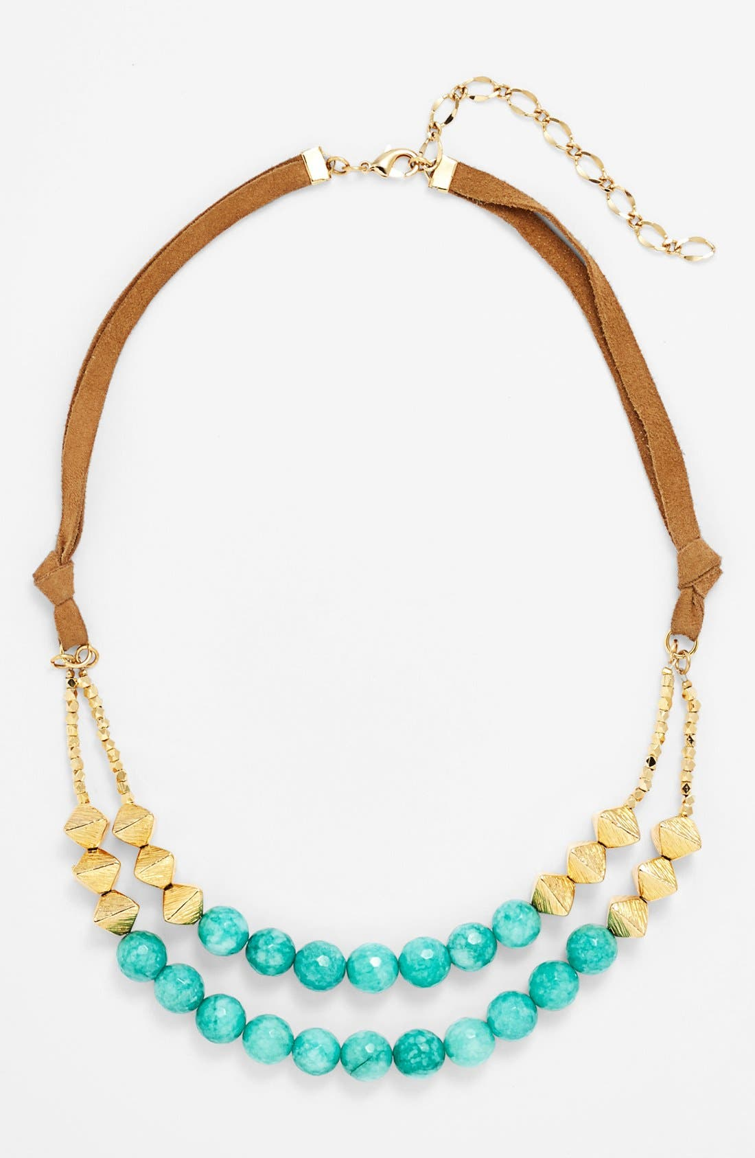 Alternate Image 2  - Nordstrom 'Audrey' Beaded Necklace