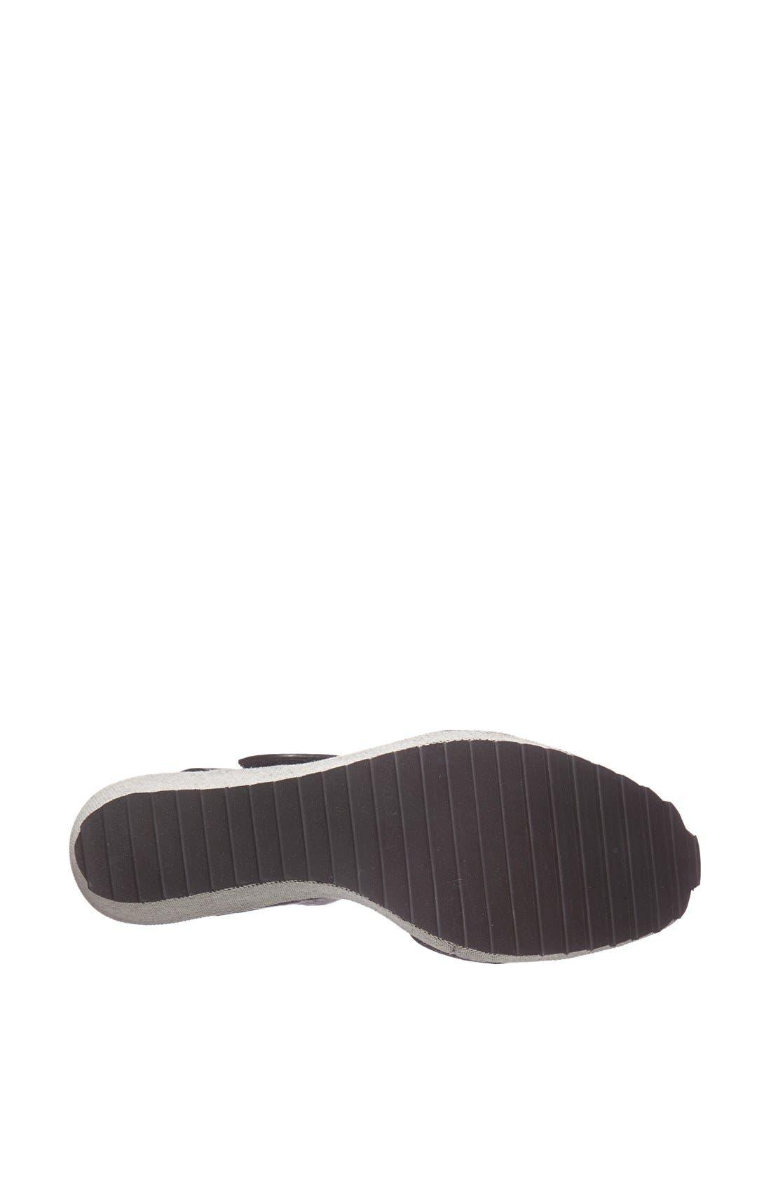 Alternate Image 3  - Pedro Garcia 'Freida' Crisscross Wedge Sandal