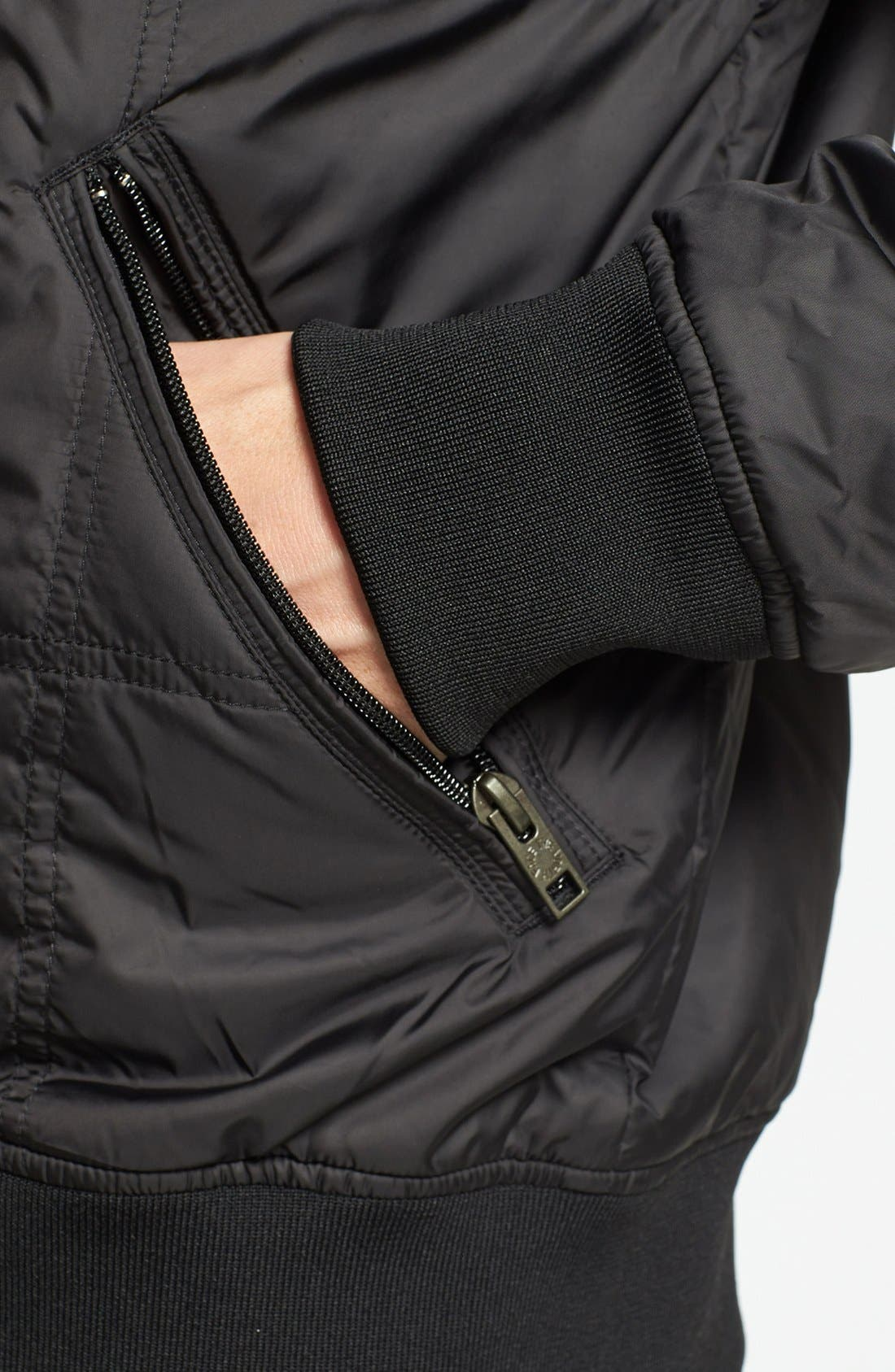 Alternate Image 5  - The North Face 'Boss' Quilted Bomber Jacket