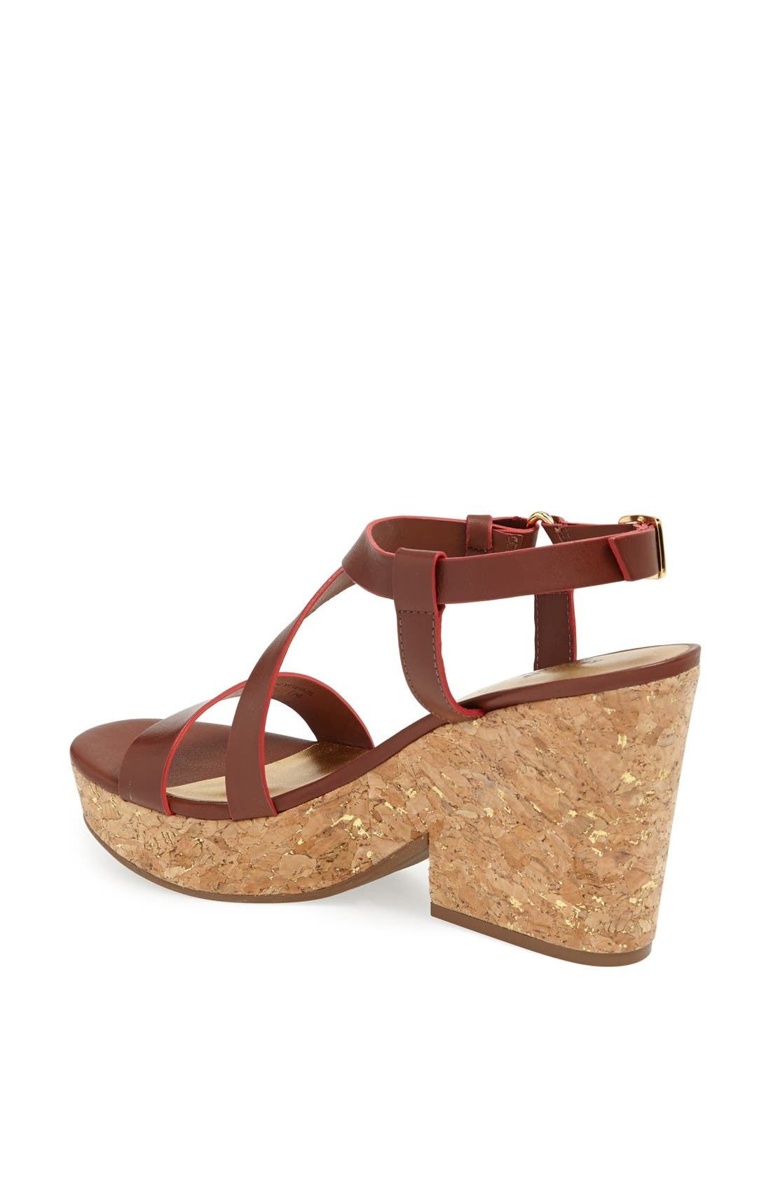 Alternate Image 2  - kate spade new york 'viex' wedge sandal
