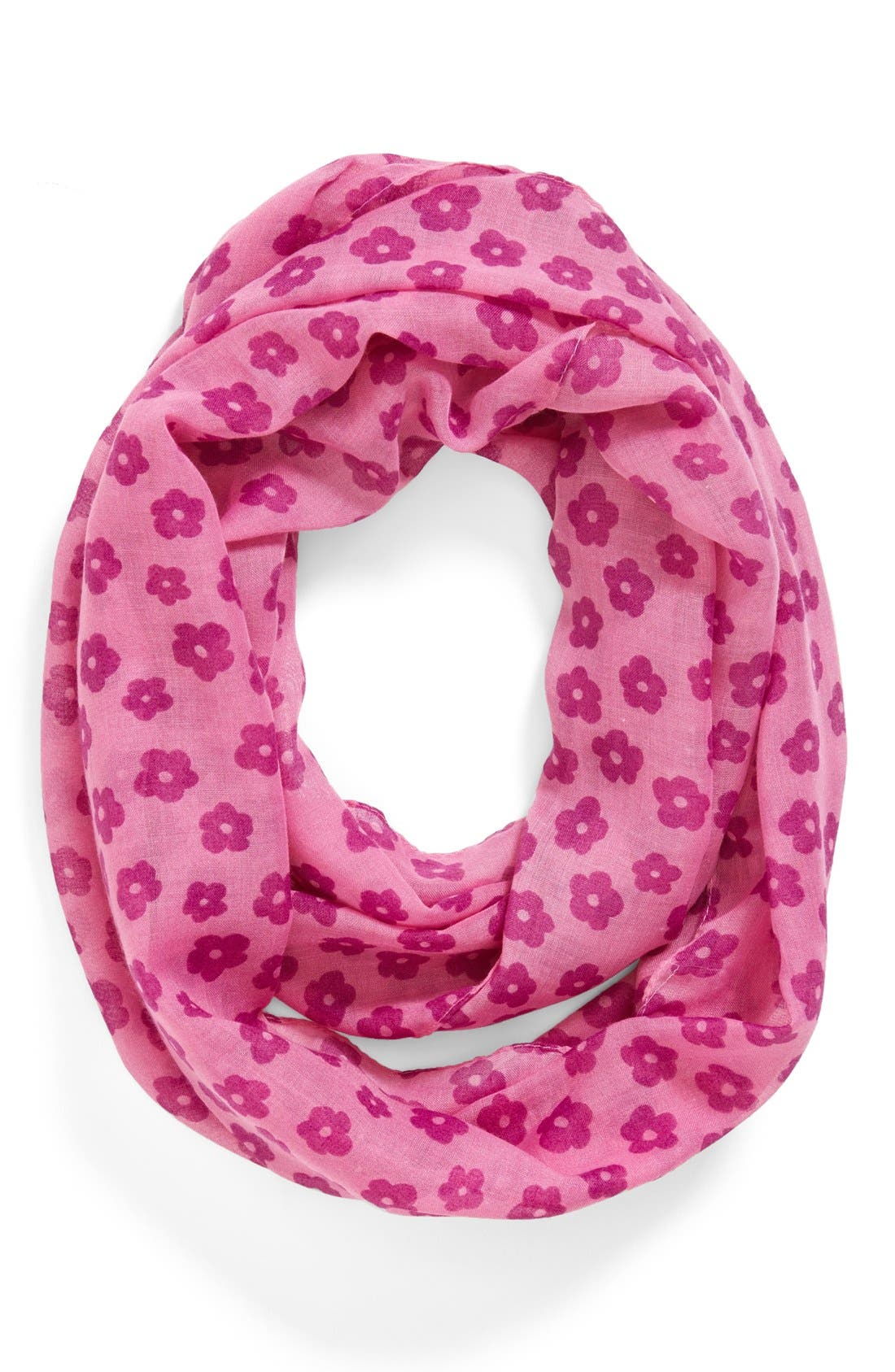 Alternate Image 1 Selected - Tucker + Tate Print Infinity Scarf (Girls)