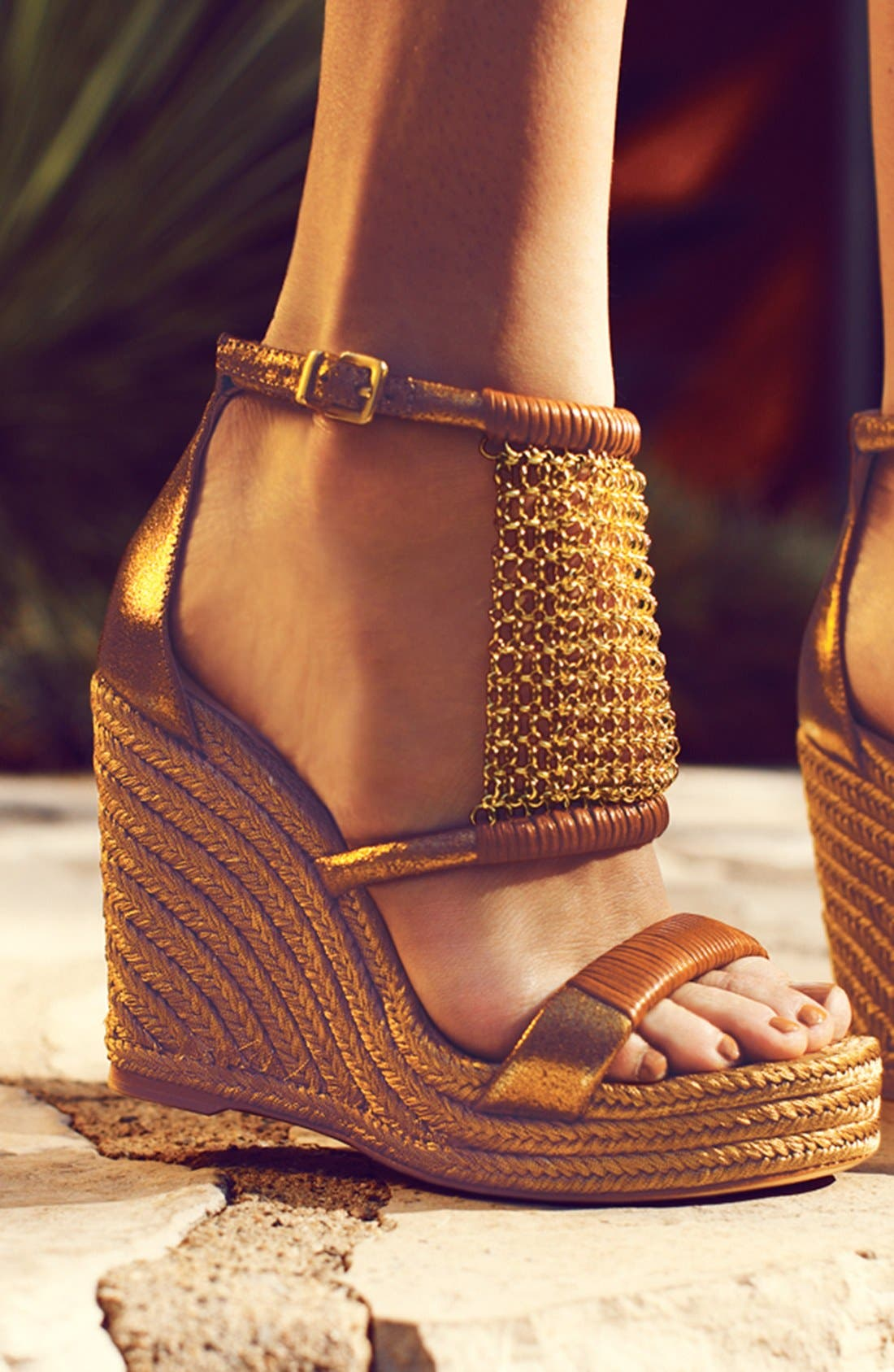 Alternate Image 6  - VC Signature 'Dellah' Wedge Sandal