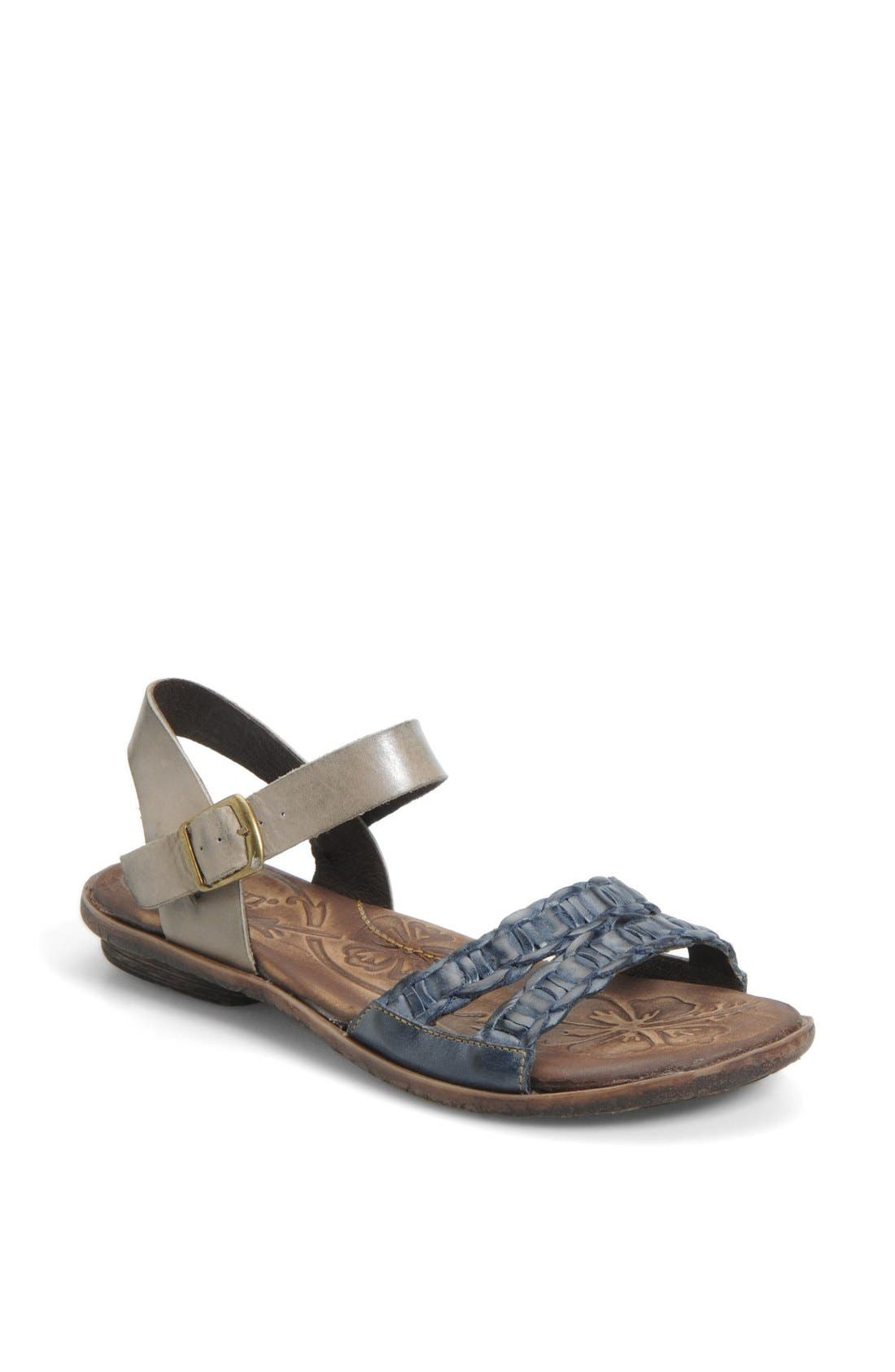 Alternate Image 1 Selected - Børn 'Tulum' Sandal