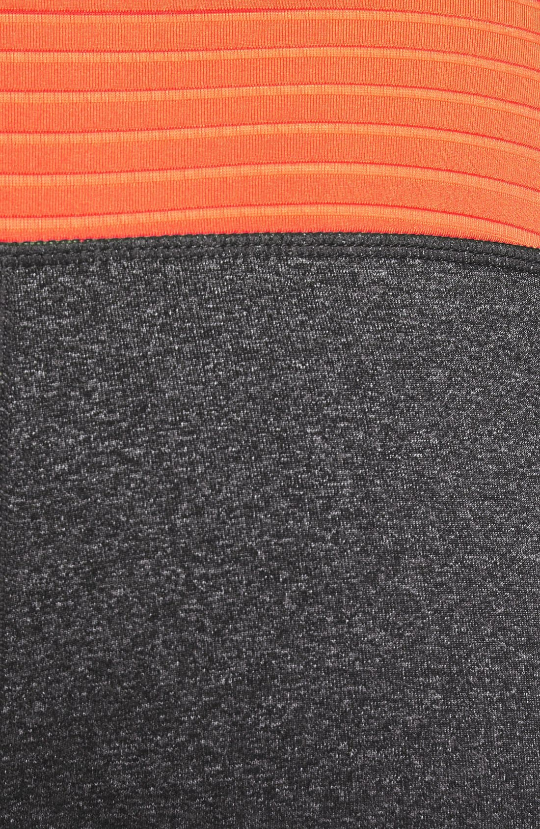 Alternate Image 4  - MSP by Miraclesuit® Miraslim Stripe Capri Pants