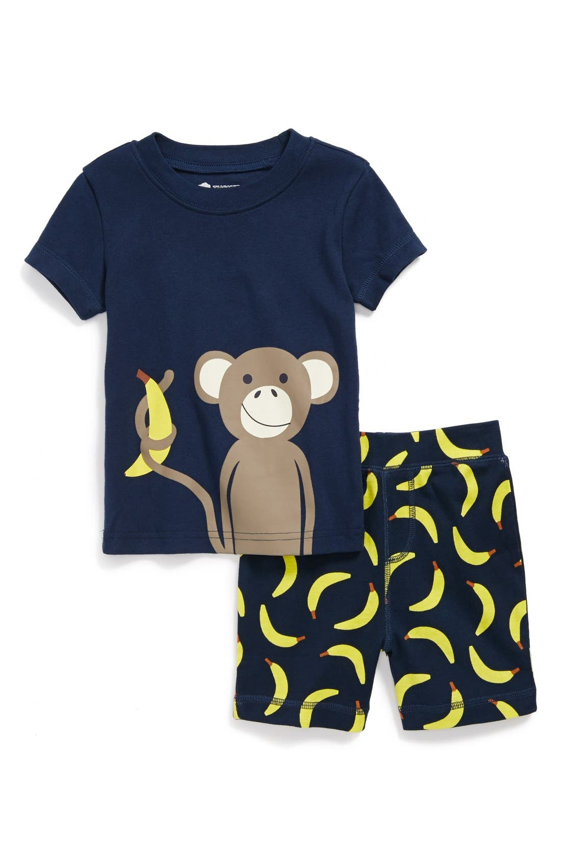 Alternate Image 1 Selected - Tucker + Tate Two-Piece Pajamas (Toddler Boys, Little Boys & Big Boys)