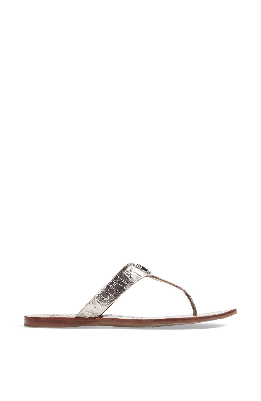 Alternate Image 4  - Tory Burch 'Cameron' Sandal
