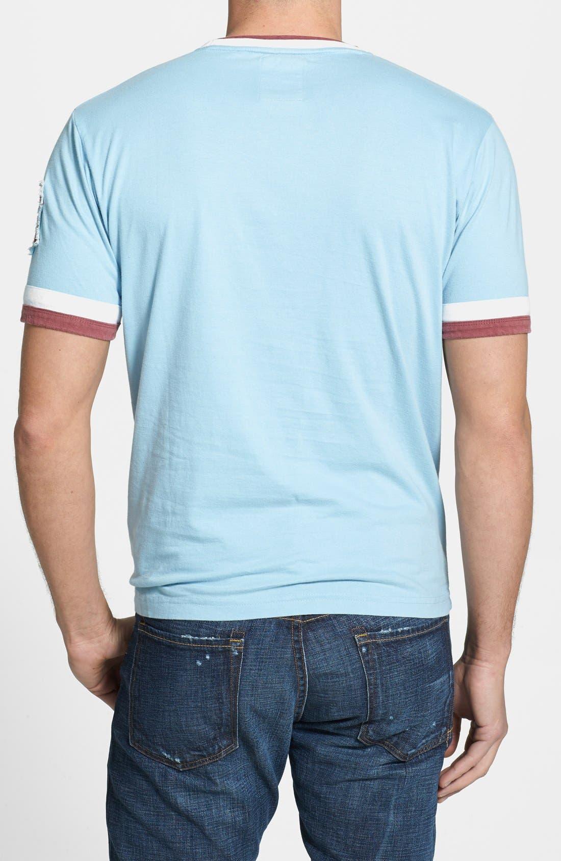 Alternate Image 2  - Red Jacket 'Phillies - Remote Control' T-Shirt (Men)
