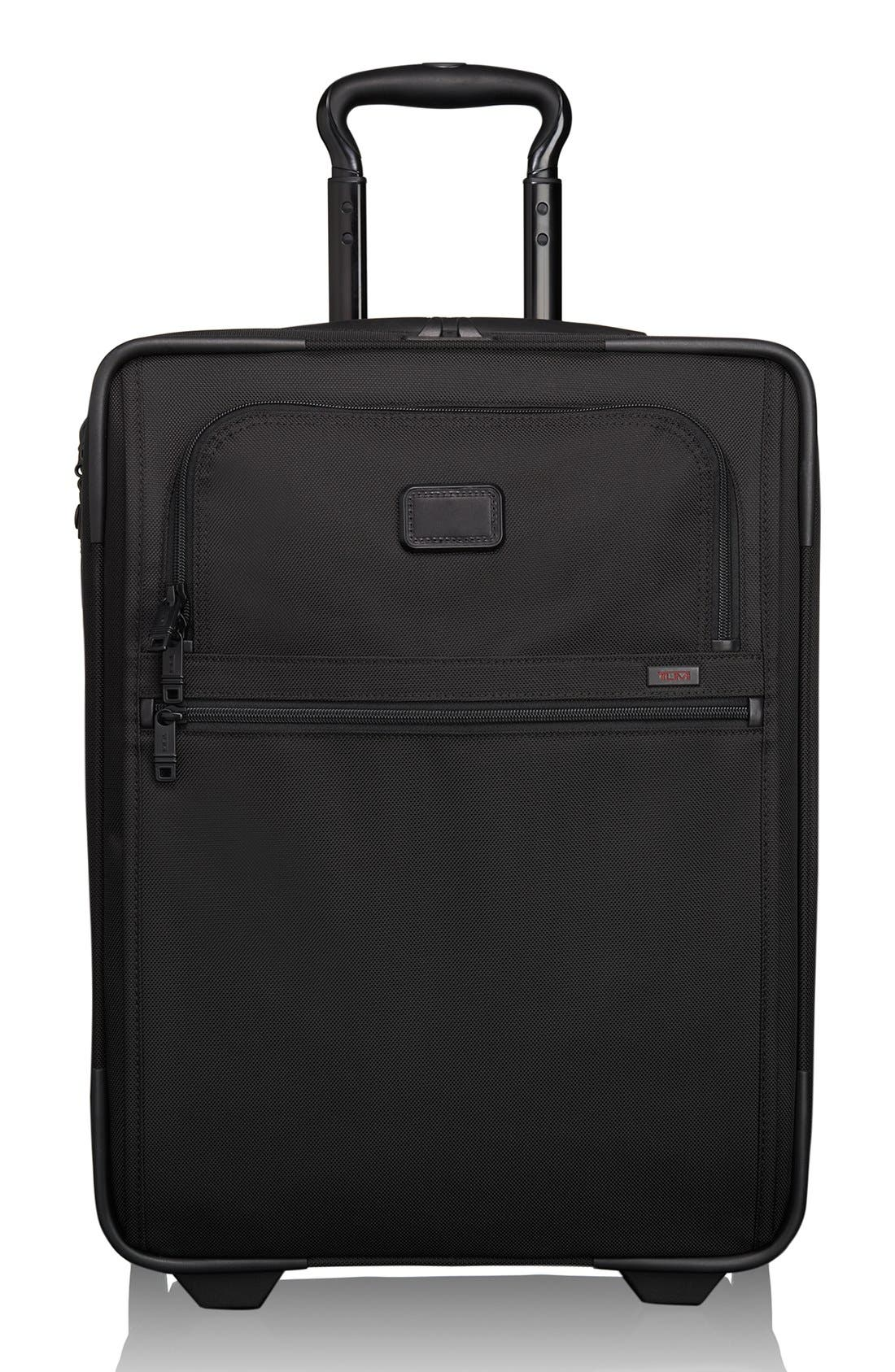 Alternate Image 1 Selected - Tumi 'Alpha 2' International Slim Carry-On (22 inch)