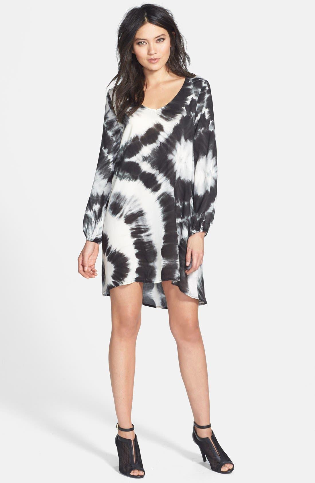 Alternate Image 1 Selected - June & Hudson Long Sleeve Tunic Dress