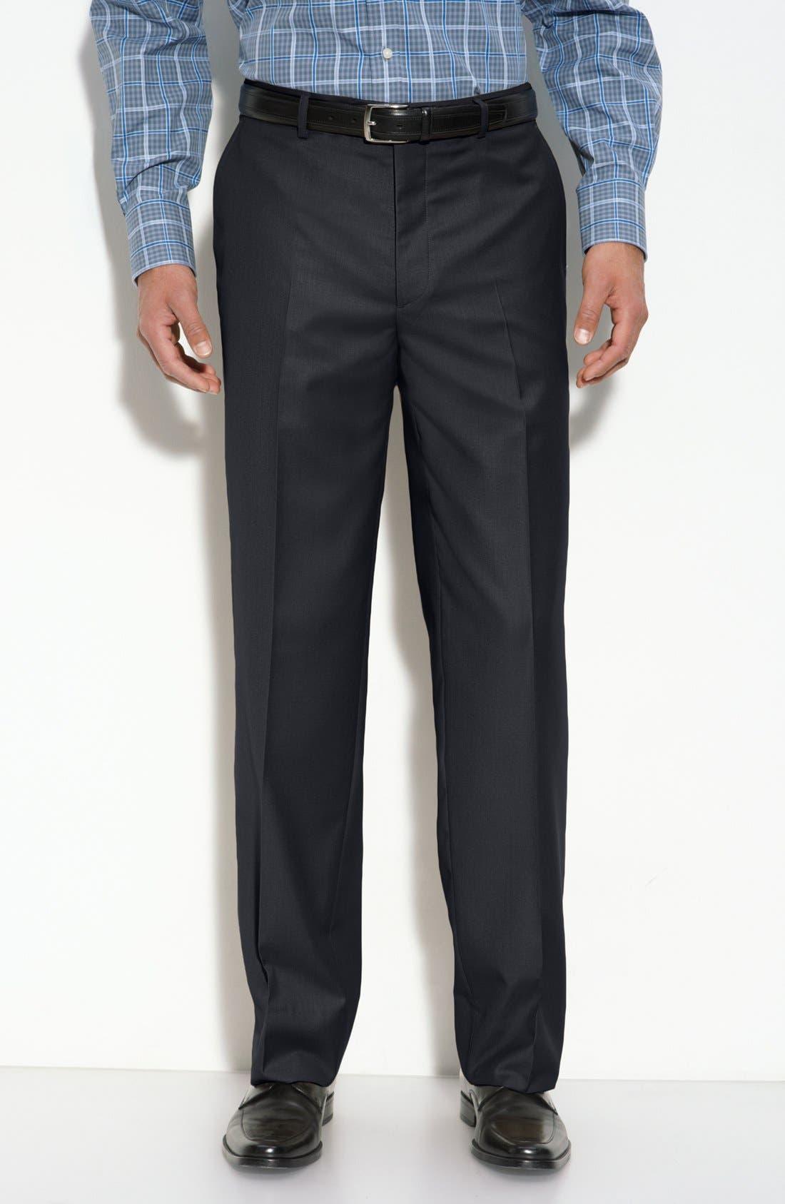 Linea Naturale 'Travel Genius - Hawk' Flat Front Pants