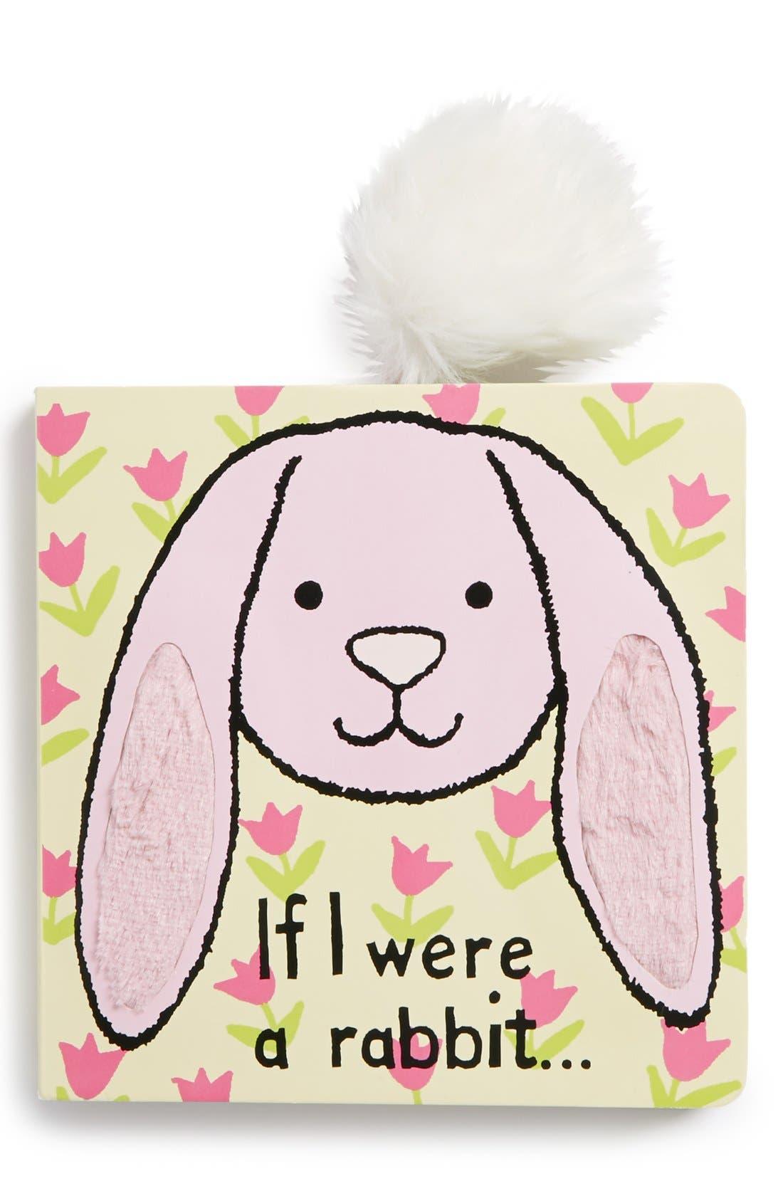 JELLYCAT 'If I Were a Rabbit…' Book