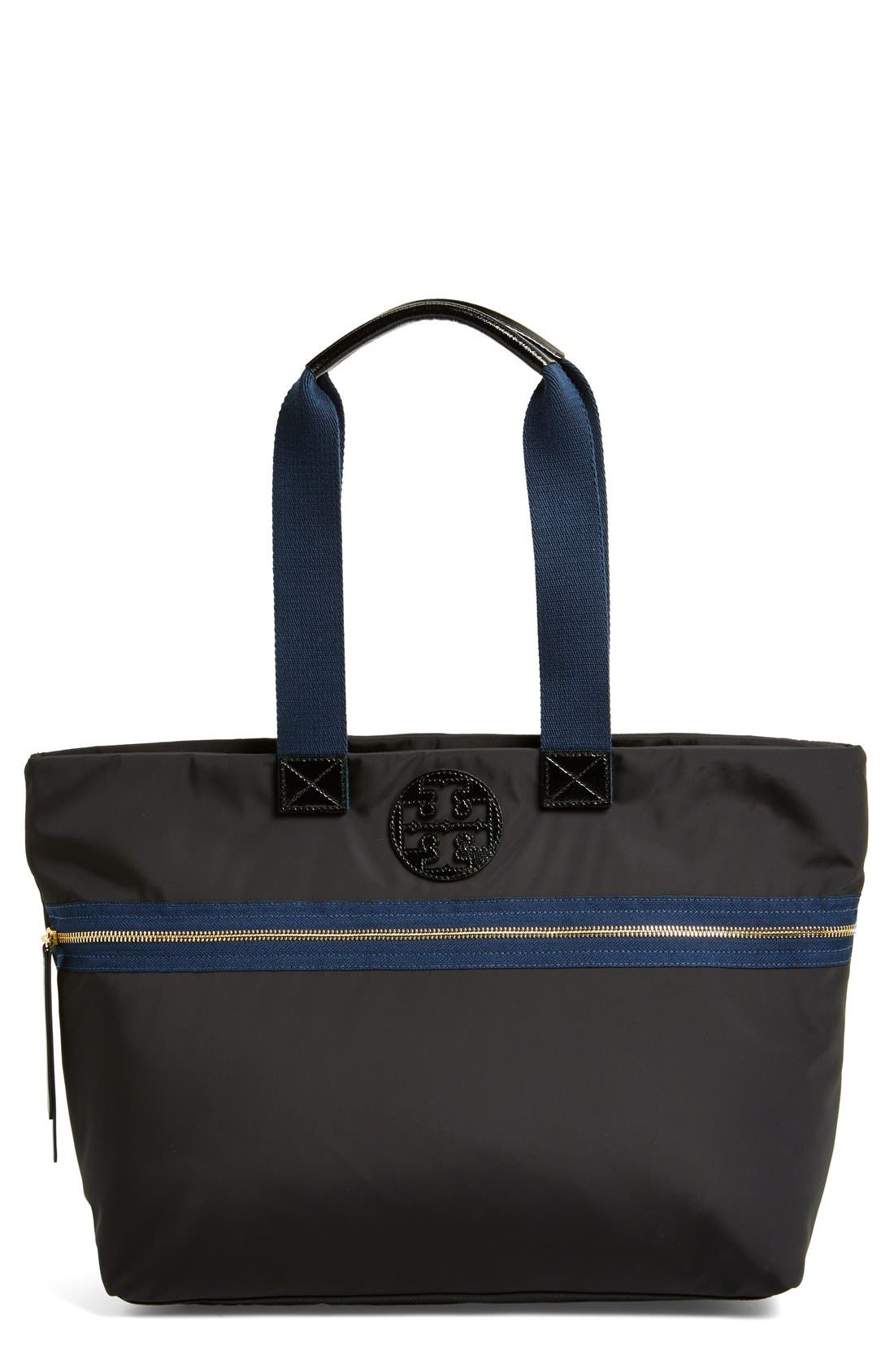 Alternate Image 1 Selected - Tory Burch Nylon Tote