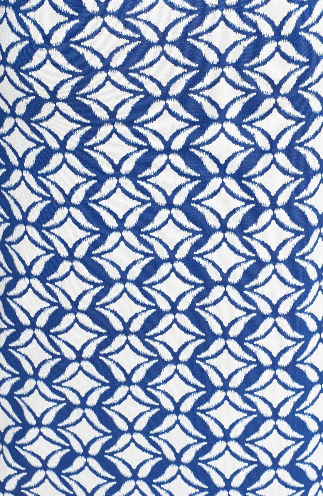 Alternate Image 3  - Diane von Furstenberg 'Abigail' Print Silk Wrap Dress
