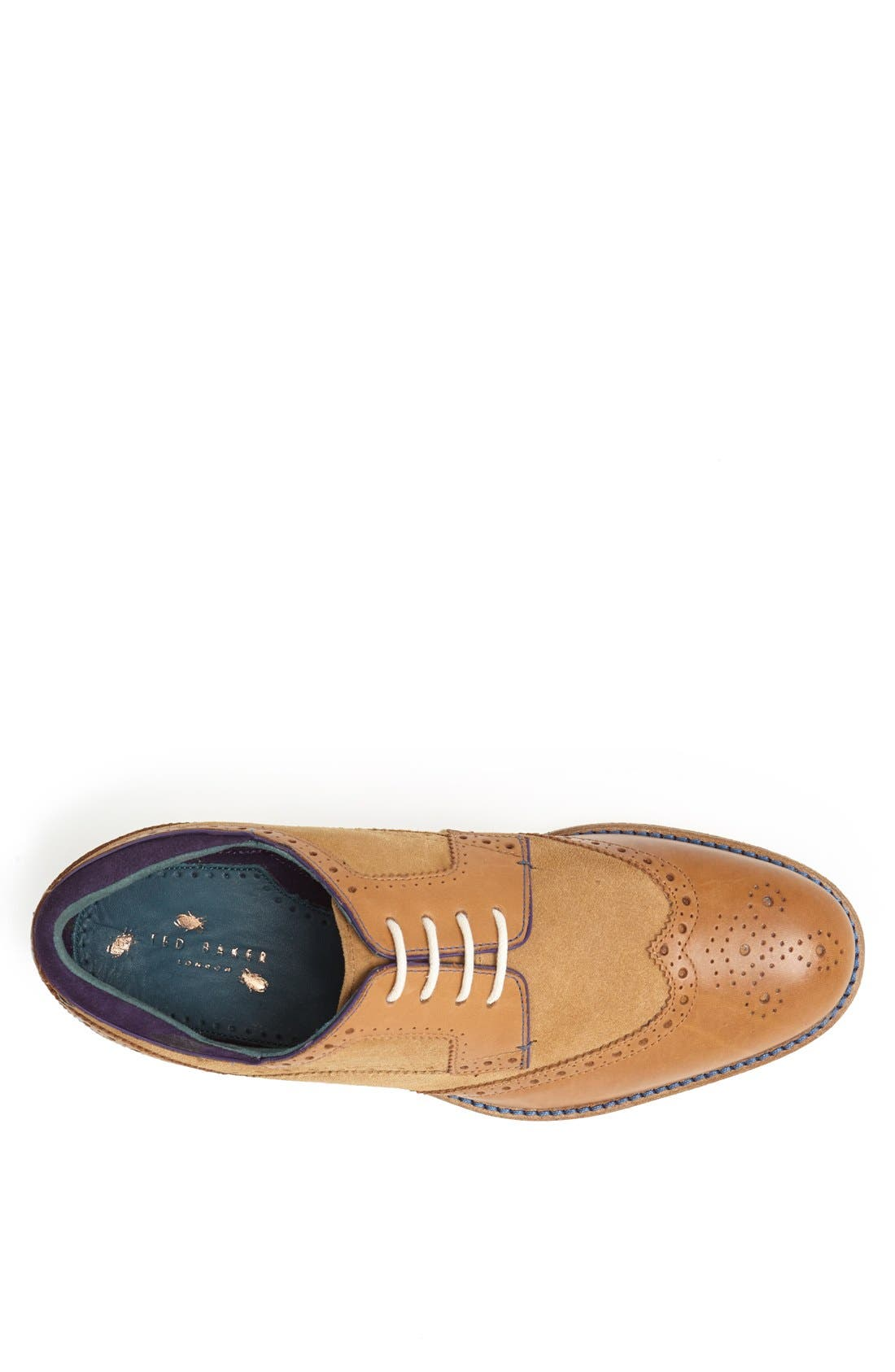 Alternate Image 3  - Ted Baker London 'Treey' Wingtip