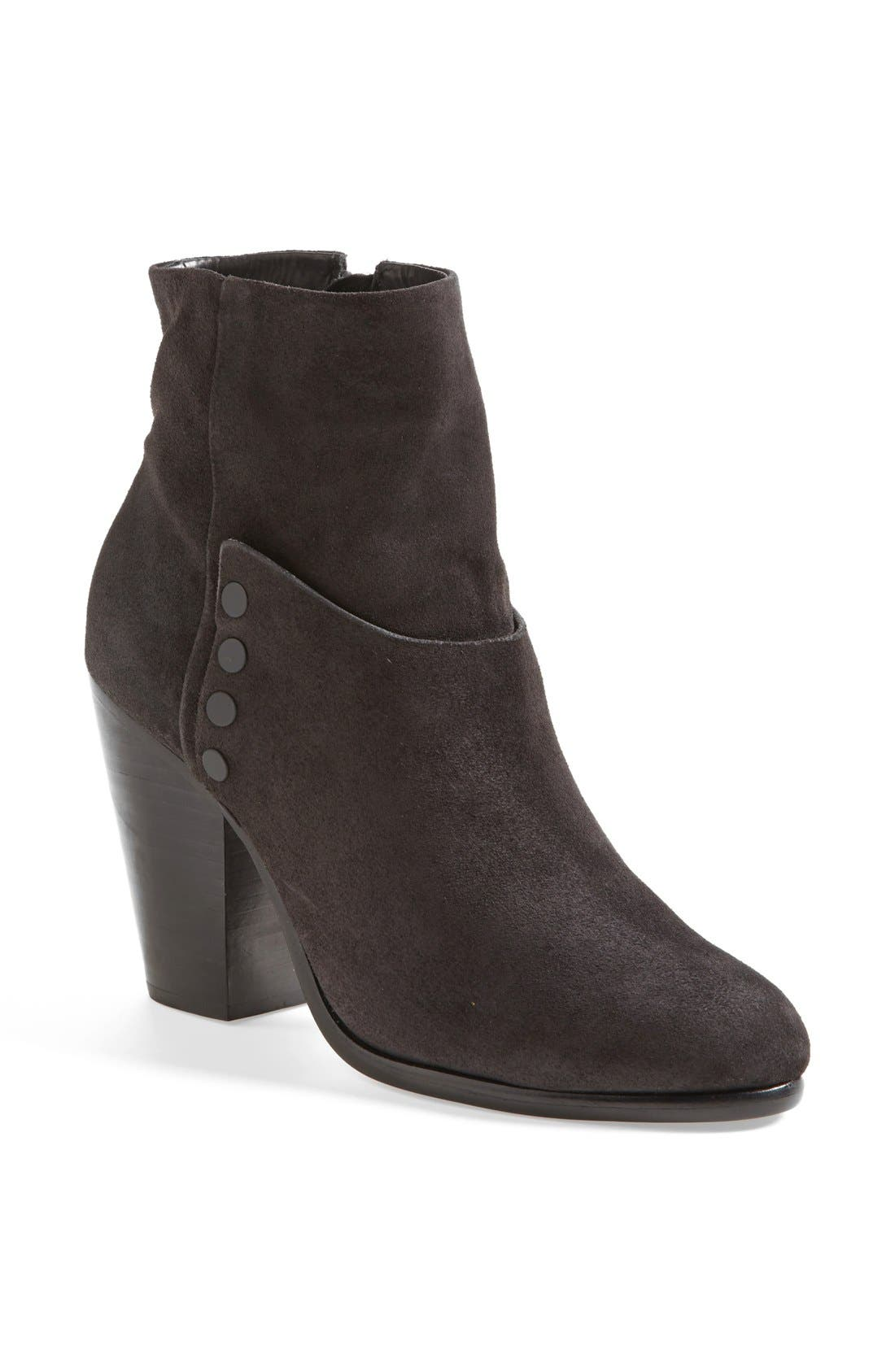 Alternate Image 1 Selected - rag & bone 'Kendall' Suede Boot