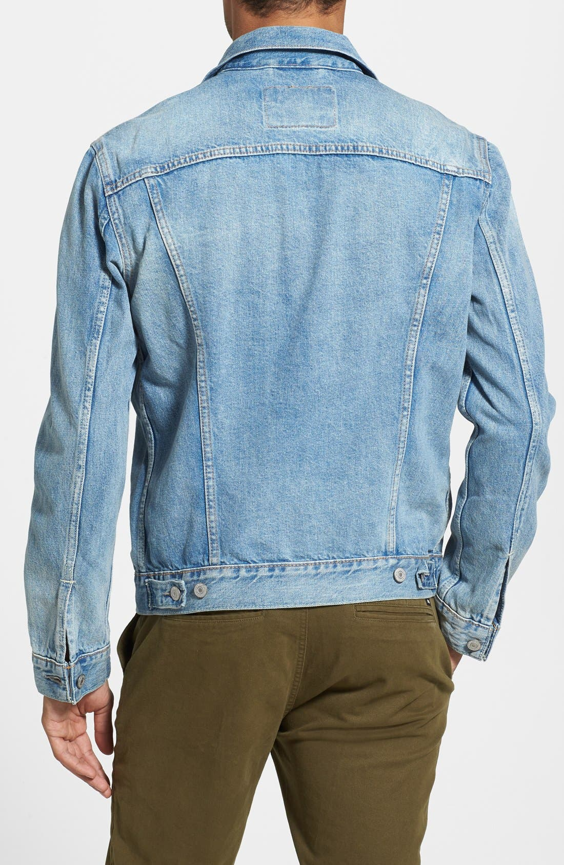 Alternate Image 2  - Levi's® Denim Jacket