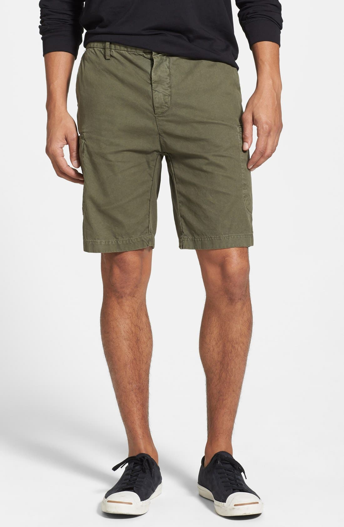 Alternate Image 1 Selected - Vince Twill Cargo Shorts