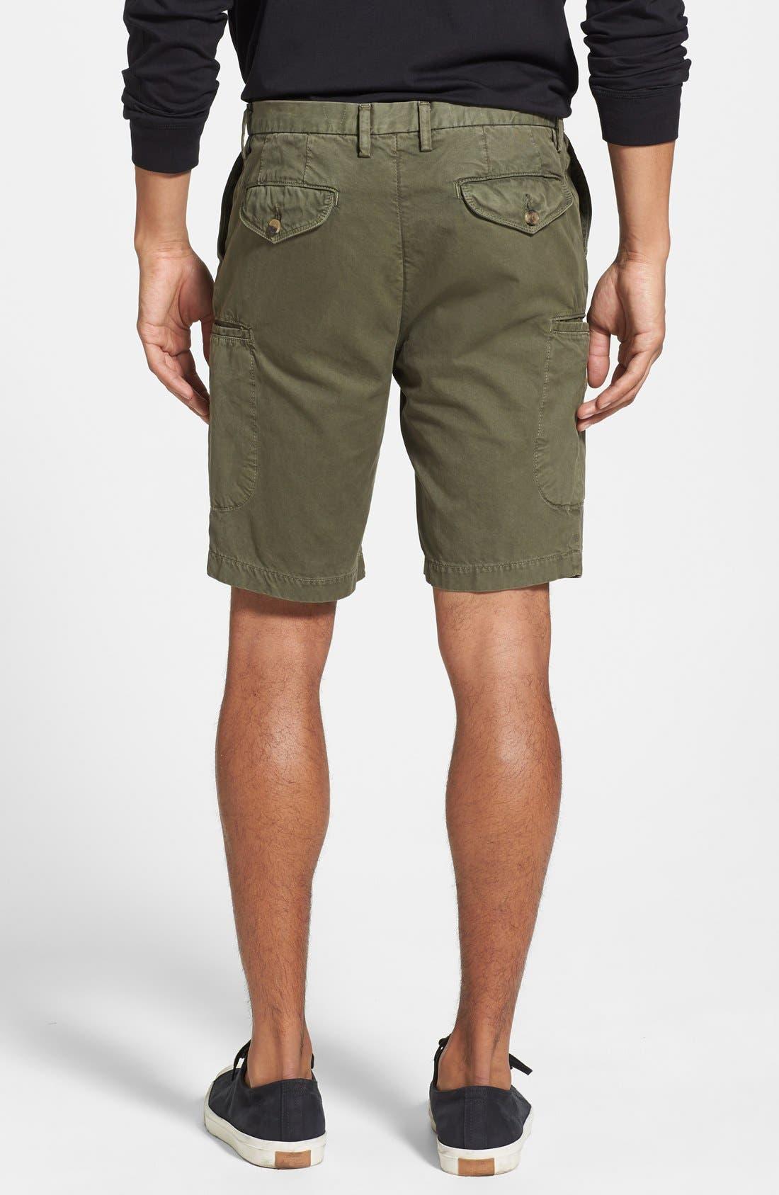 Alternate Image 2  - Vince Twill Cargo Shorts