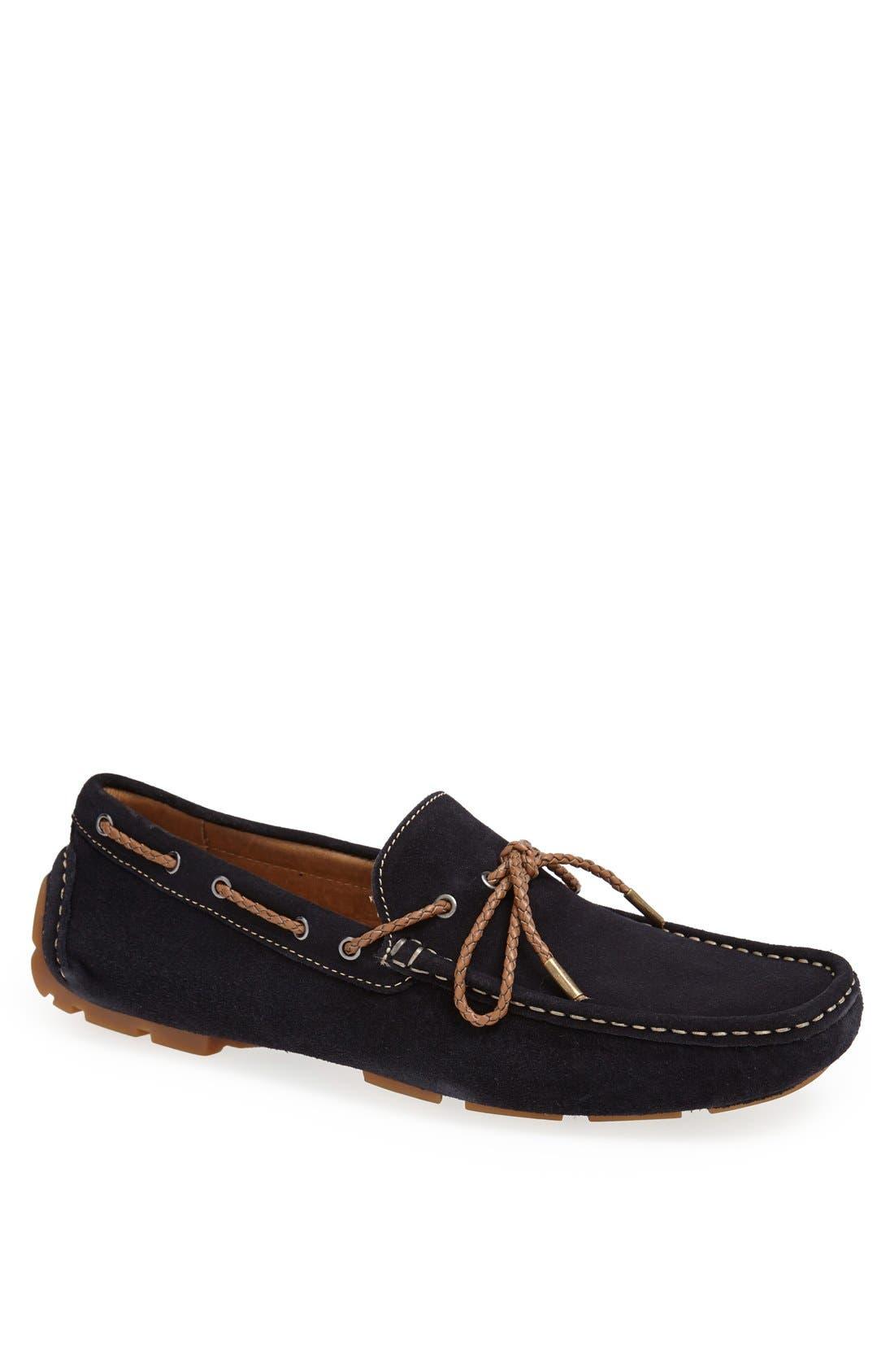 Alternate Image 1 Selected - 1901 'Braden' Driving Shoe (Men)