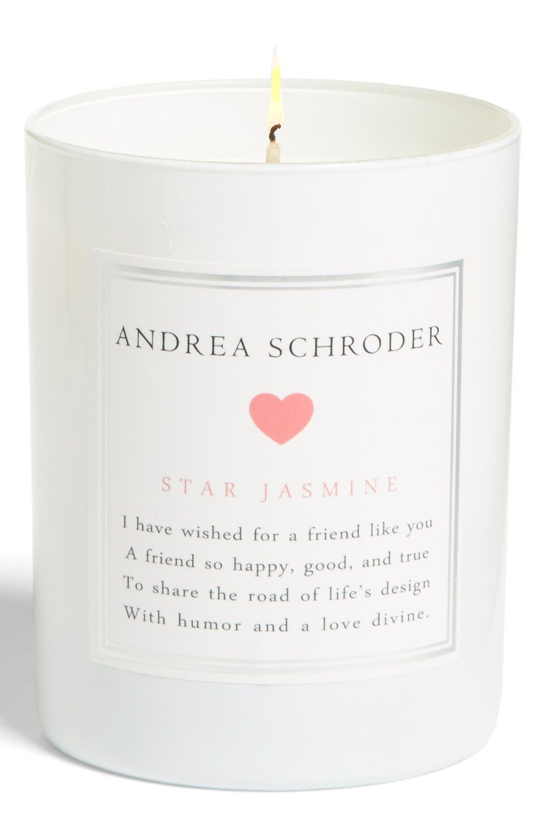 Main Image - Andrea Schroder 'The Poetry of Fragrance' Candle