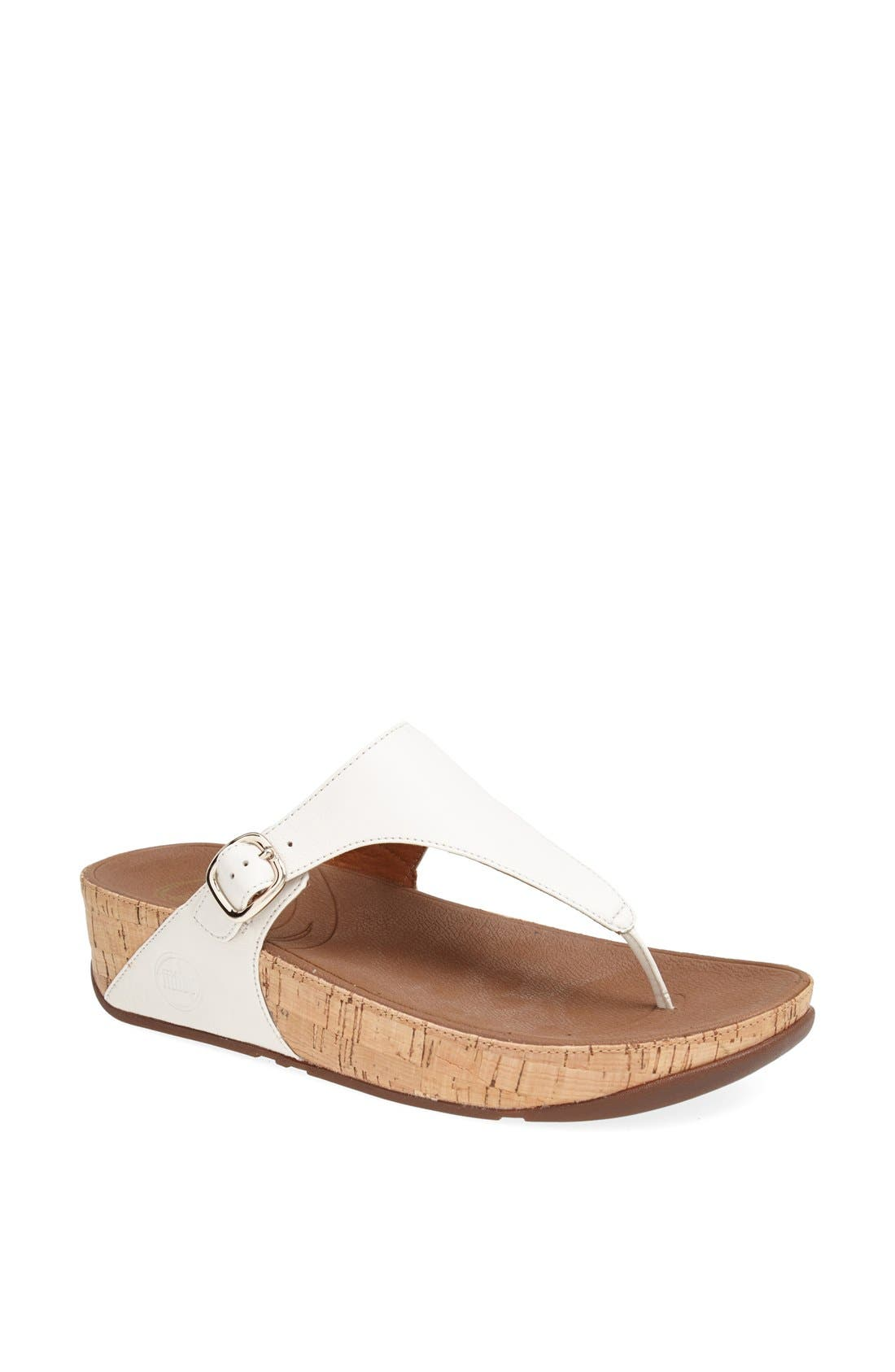 Alternate Image 1 Selected - FitFlop 'The Skinny™' Sandal