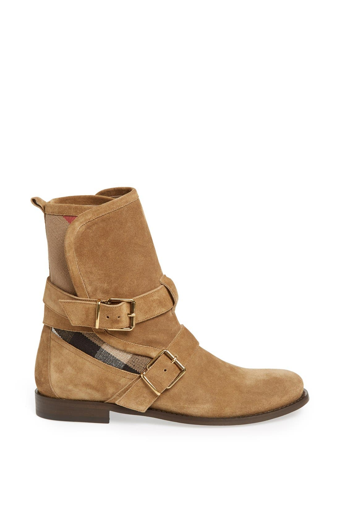 Alternate Image 4  - Burberry 'Worcester' Boot