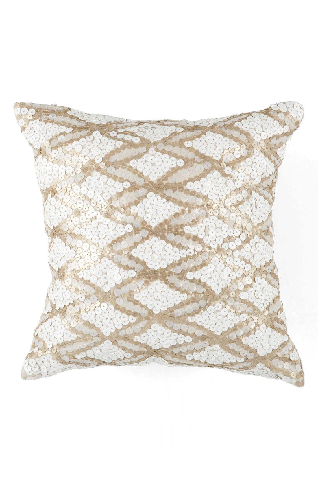 Alternate Image 1 Selected - KAS Designs 'Gemma' Pillow
