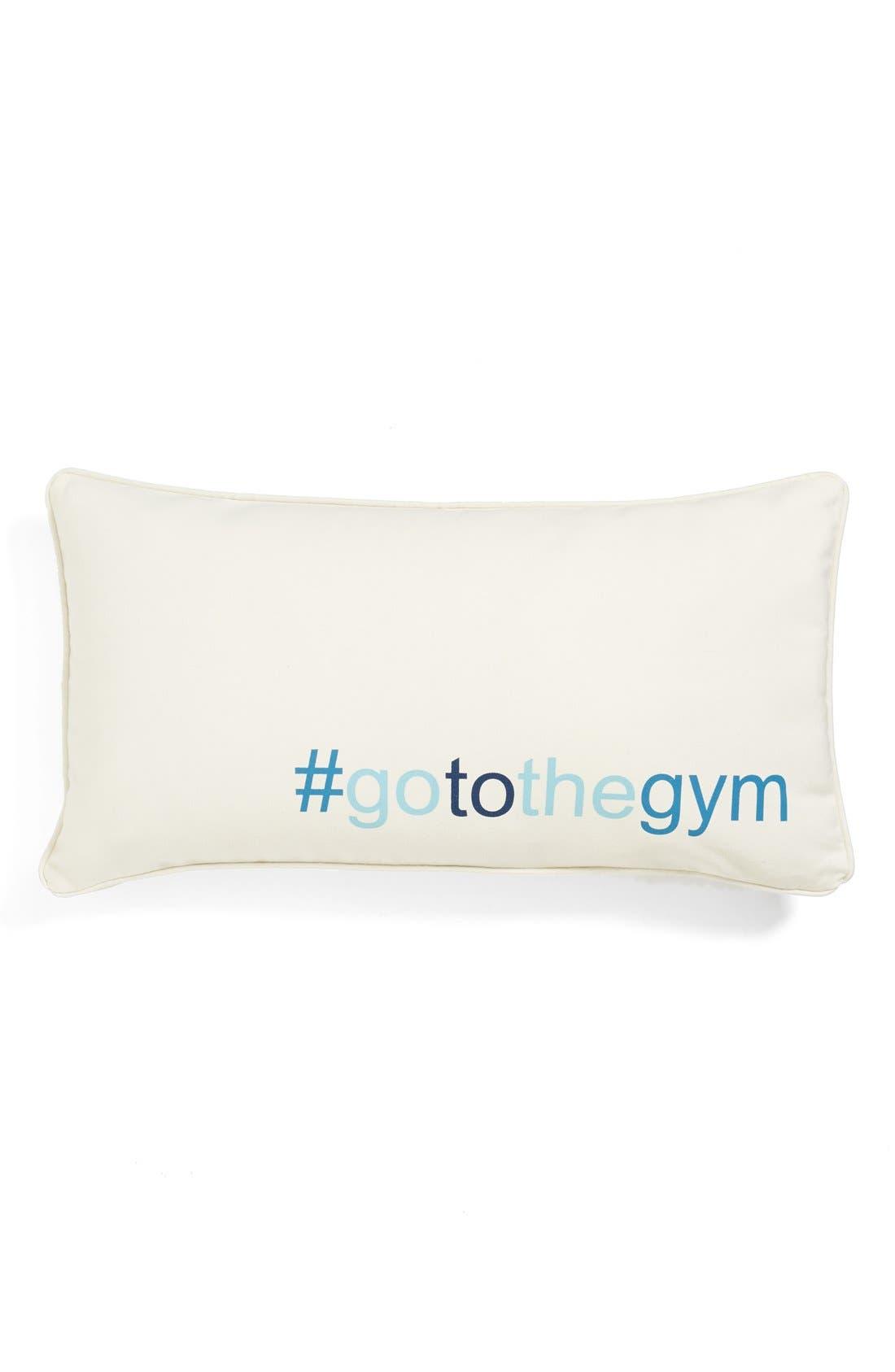 Main Image - Levtex '#gotothegym' Pillow