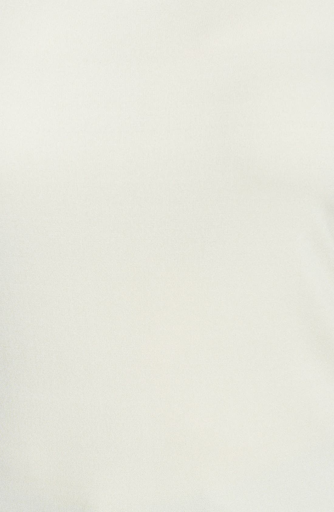 Alternate Image 3  - Eileen Fisher Stretch Silk Jersey Camisole (Plus Size)