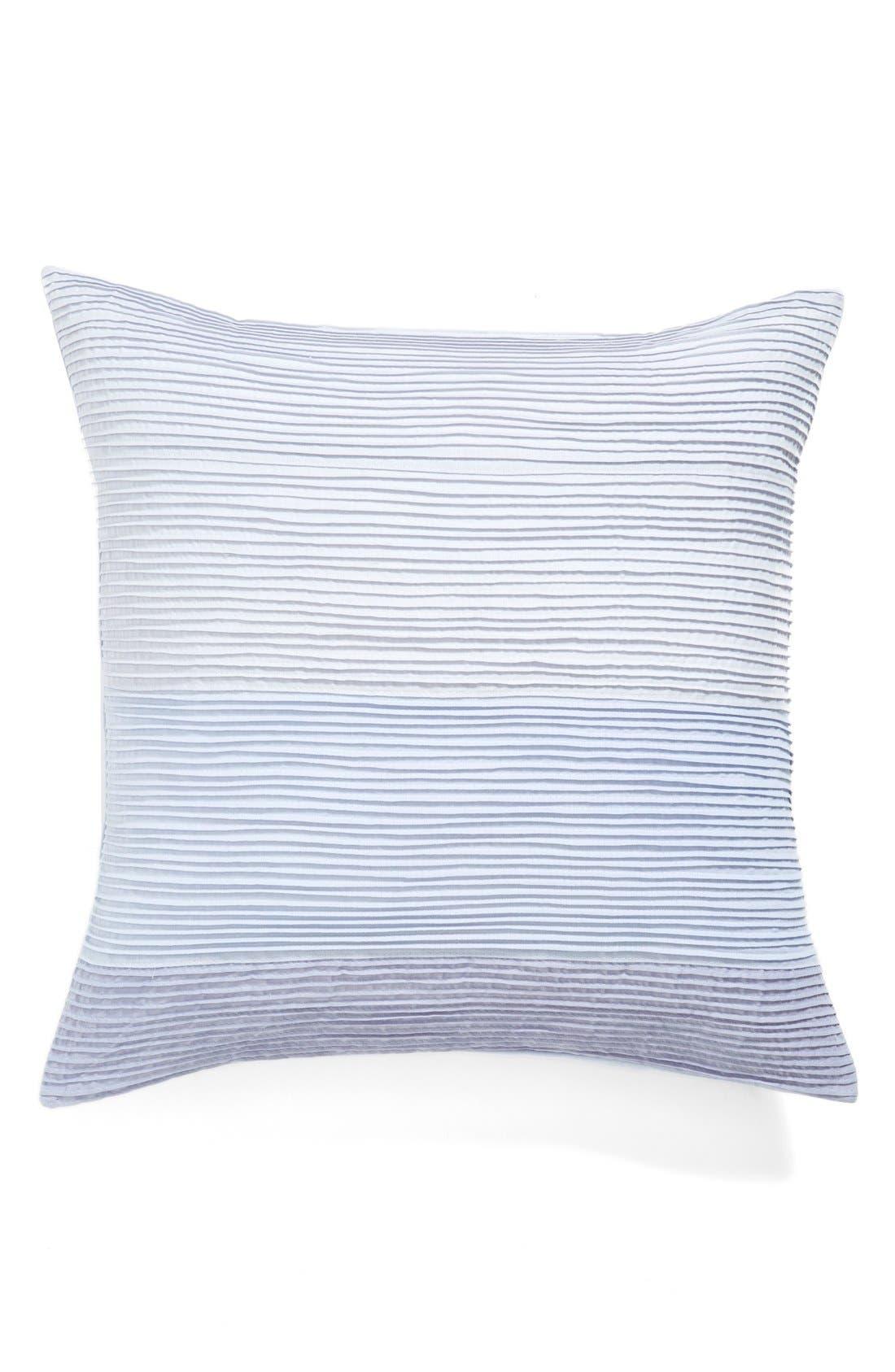 Main Image - Vera Wang 'Scrolls' Tucked Pillow