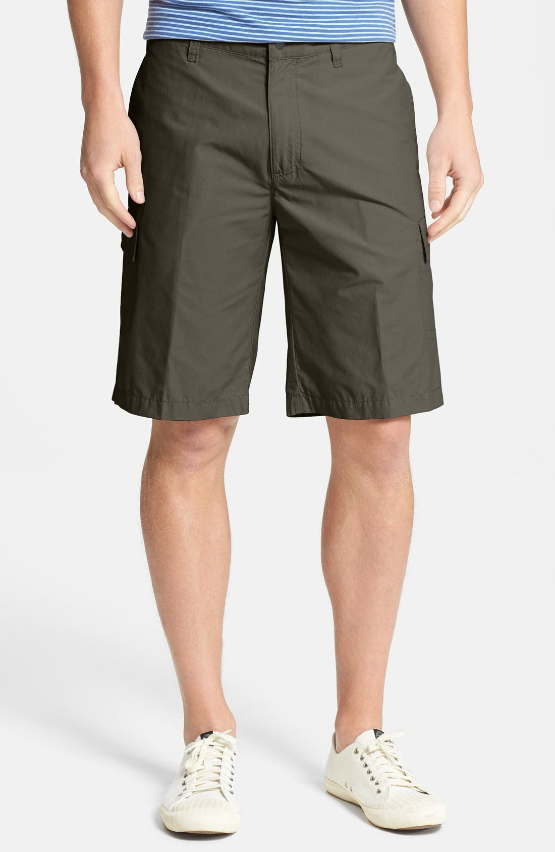 Alternate Image 1 Selected - Victorinox Swiss Army® 'Warner' Quick Dry Cargo Shorts