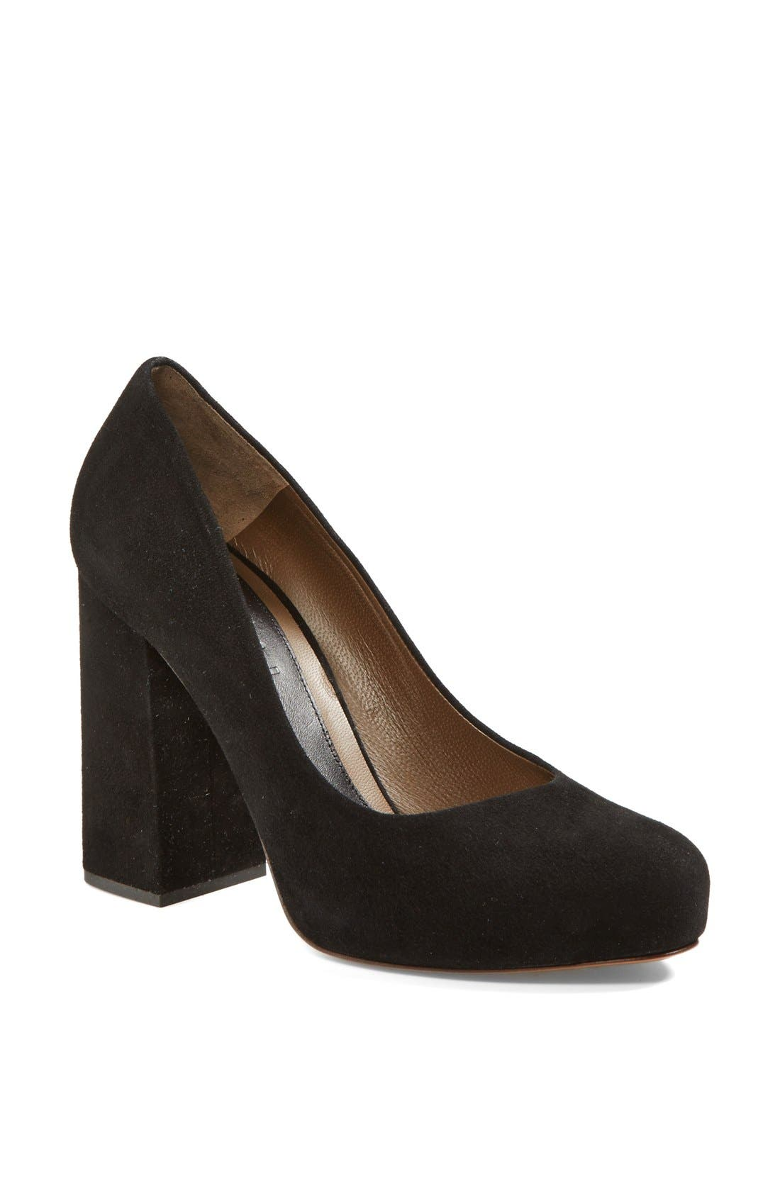 Alternate Image 1 Selected - Marni Platform Pump