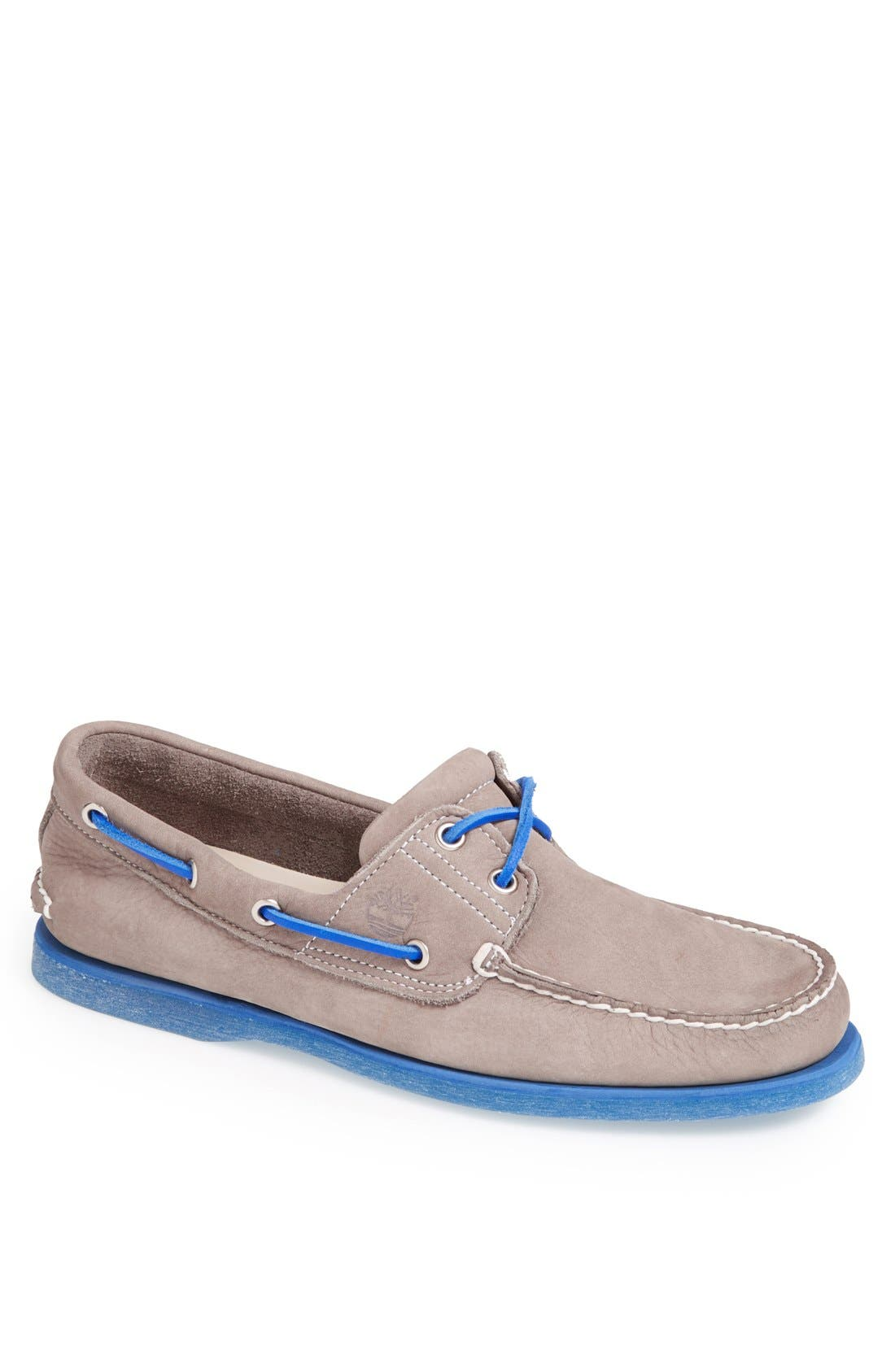 Alternate Image 1 Selected - Timberland 'Icon' Boat Shoe