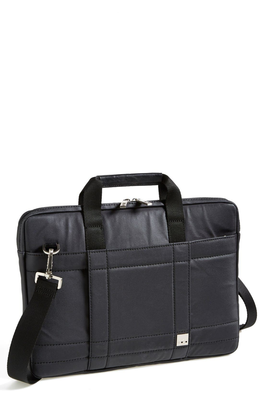 Alternate Image 1 Selected - KNOMO London 'Lincoln' Waterproof Briefcase