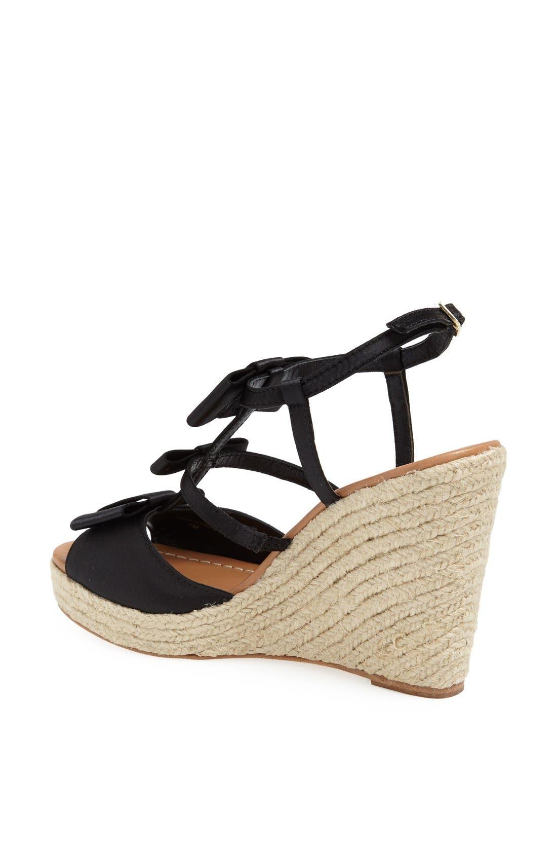 Alternate Image 2  - kate spade new york 'juju' wedge sandal