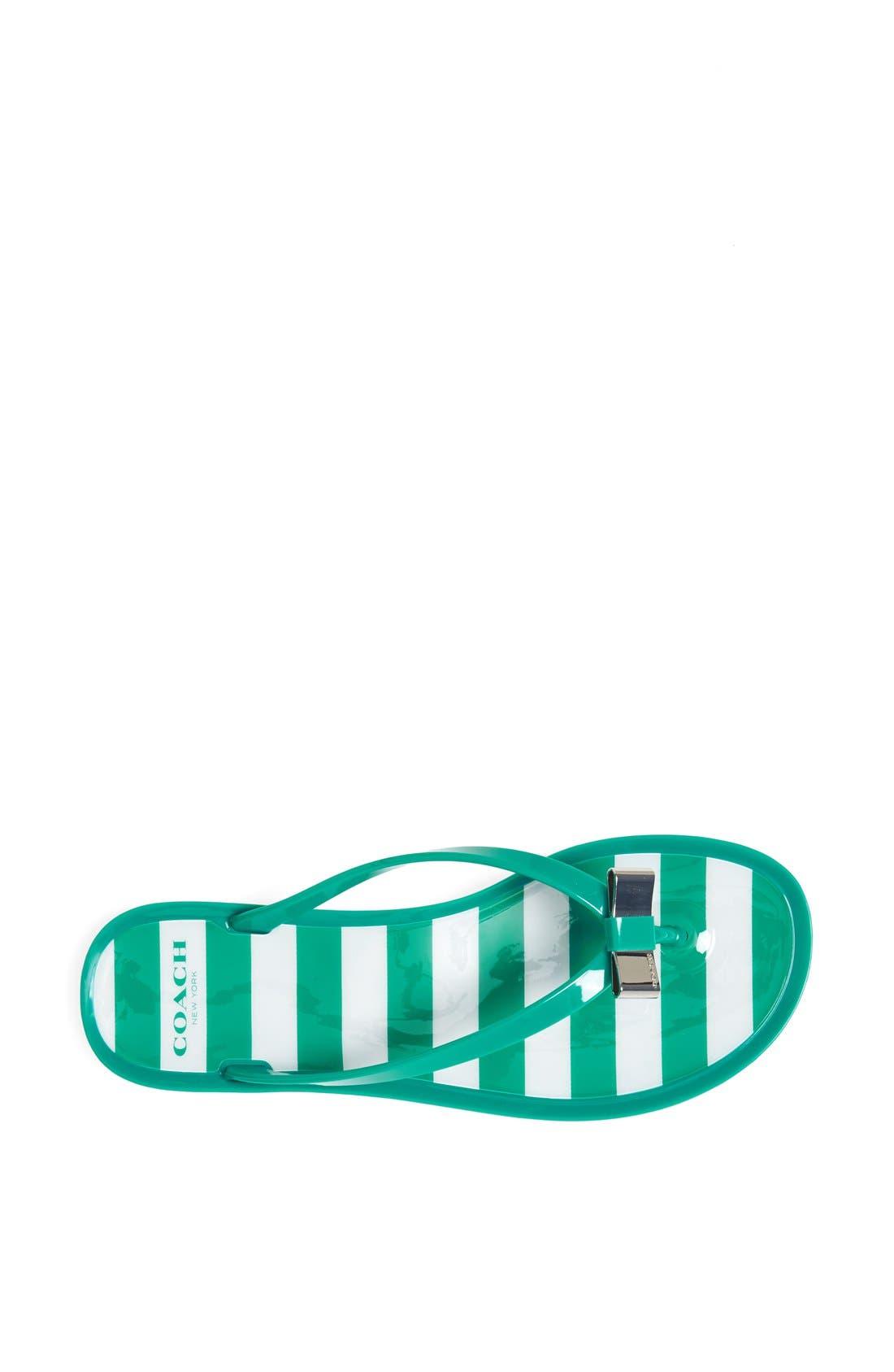 Alternate Image 3  - COACH 'Landon' Flip Flop
