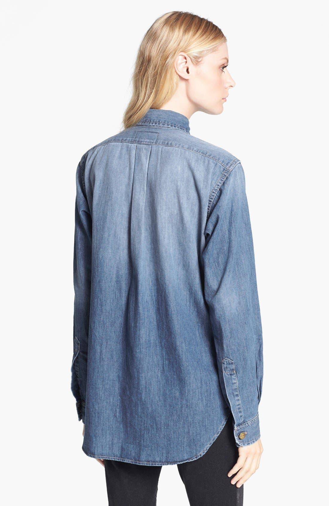 Alternate Image 2  - Current/Elliott 'The Prep School' Shirt