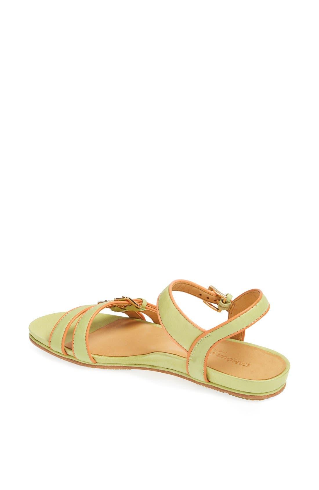 Alternate Image 2  - L'Amour des Pieds'Dede' Sandal
