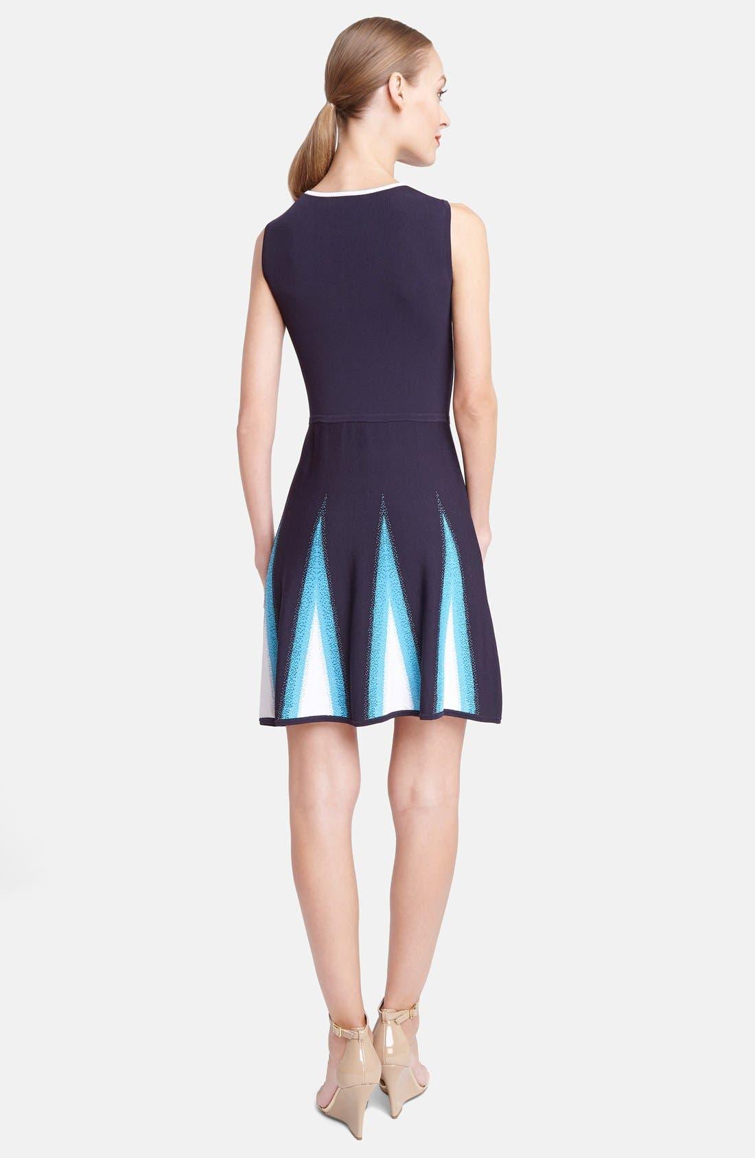 Alternate Image 2  - Catherine Catherine Malandrino 'Concha' Dress